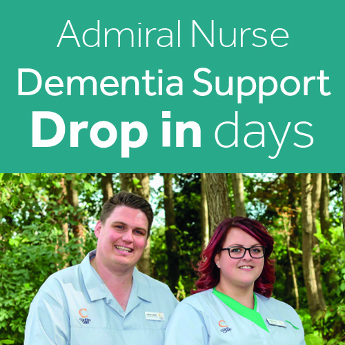 Dementia support session
