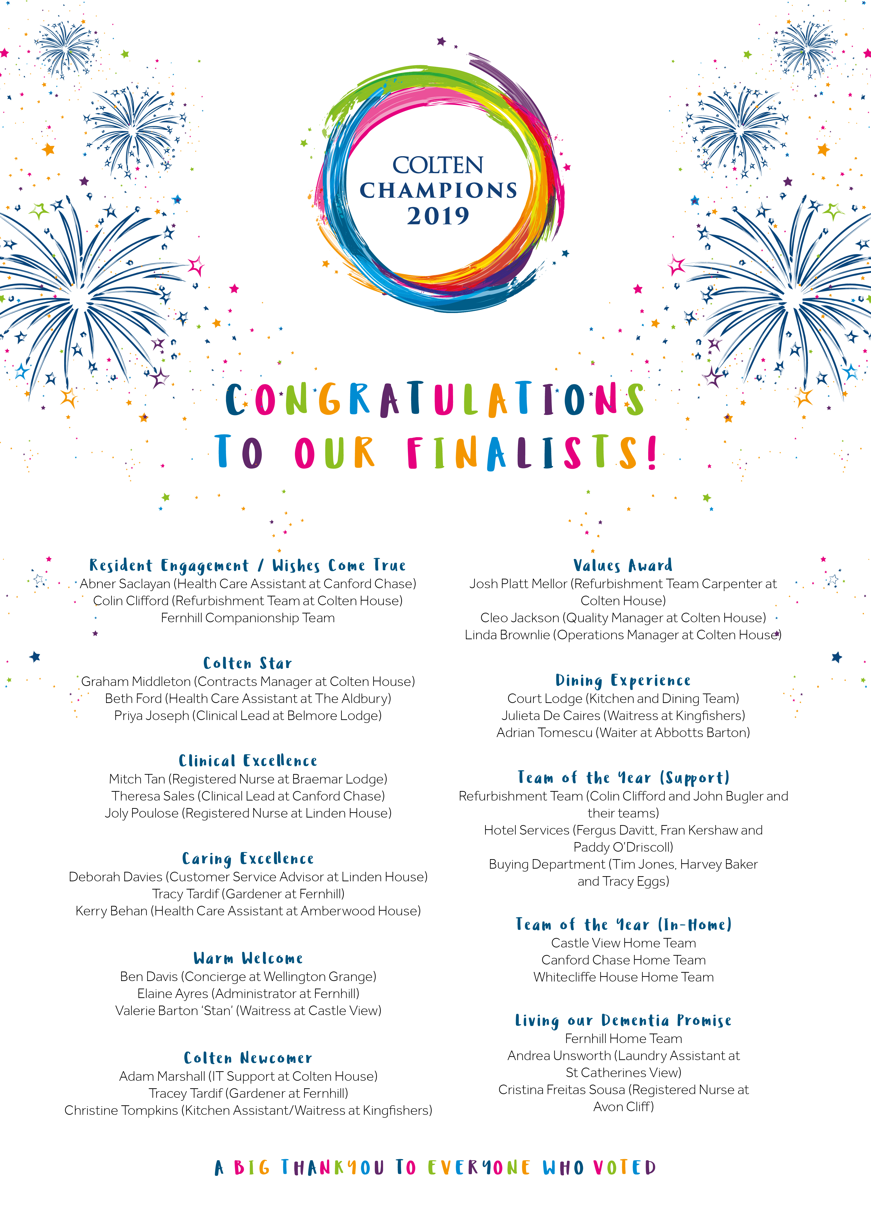 Congratulations to Finalists 2019 (RGB)-01