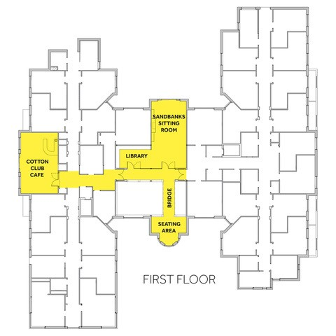 Bourne View First Floor, Floor Plan