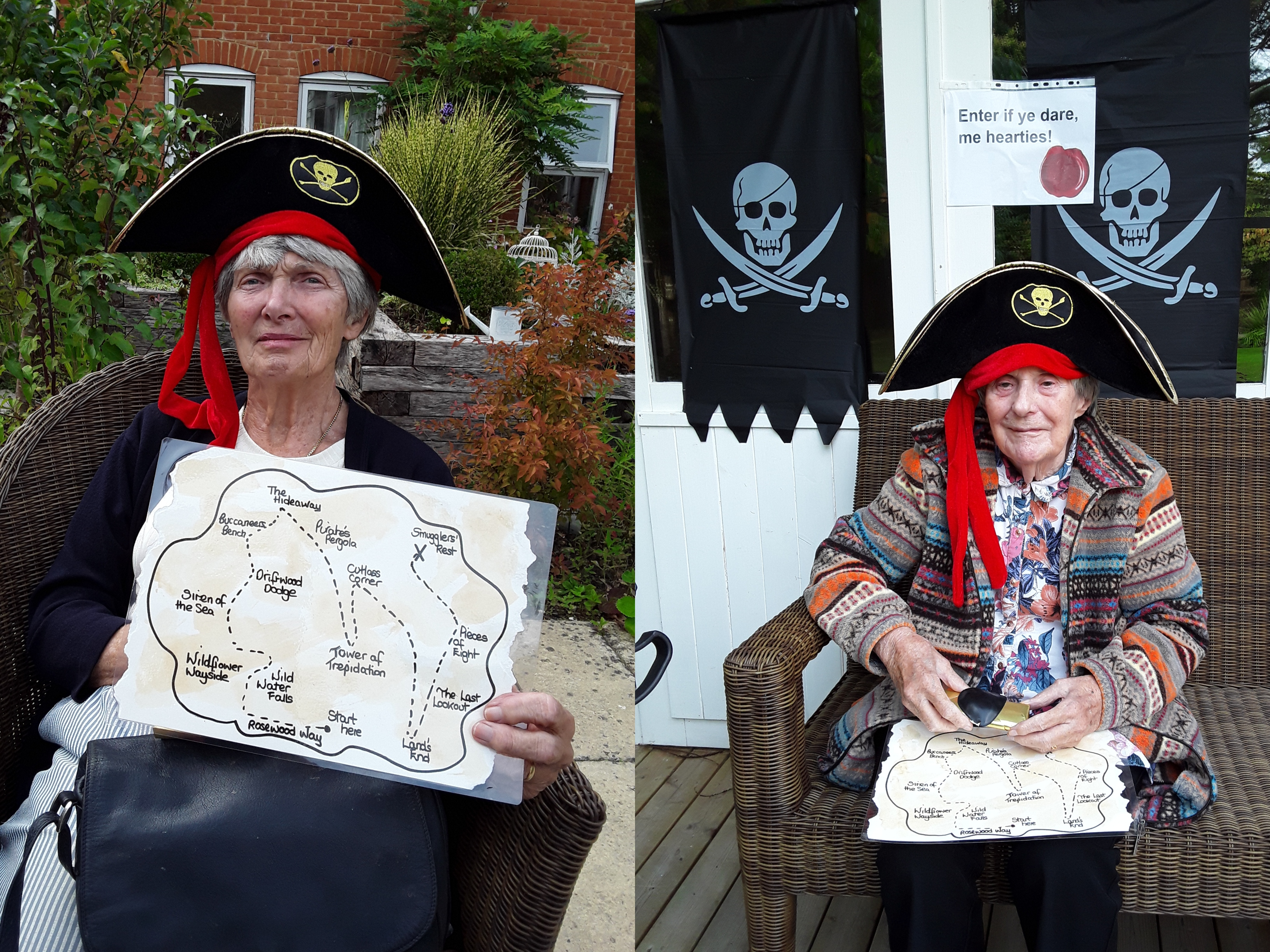 Ahoy there me hearties!