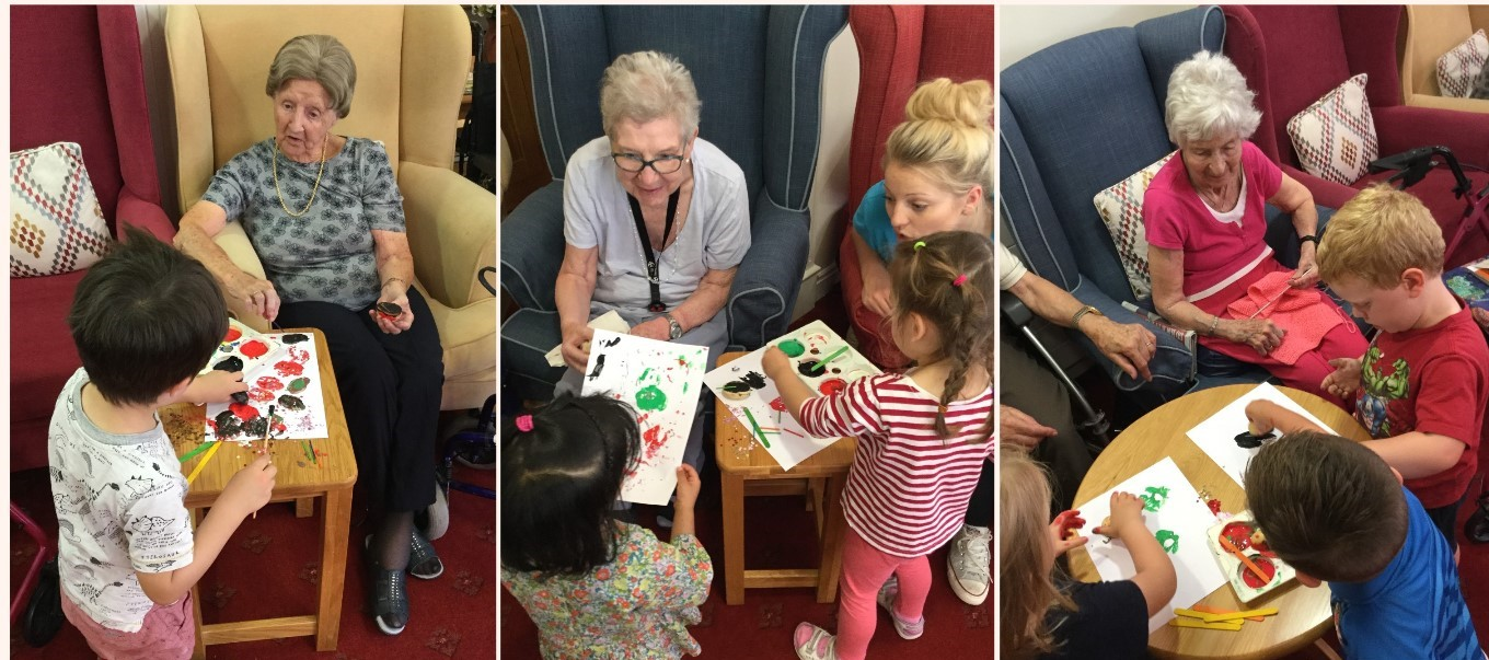 Bournemouth Day Nursery Come To Visit