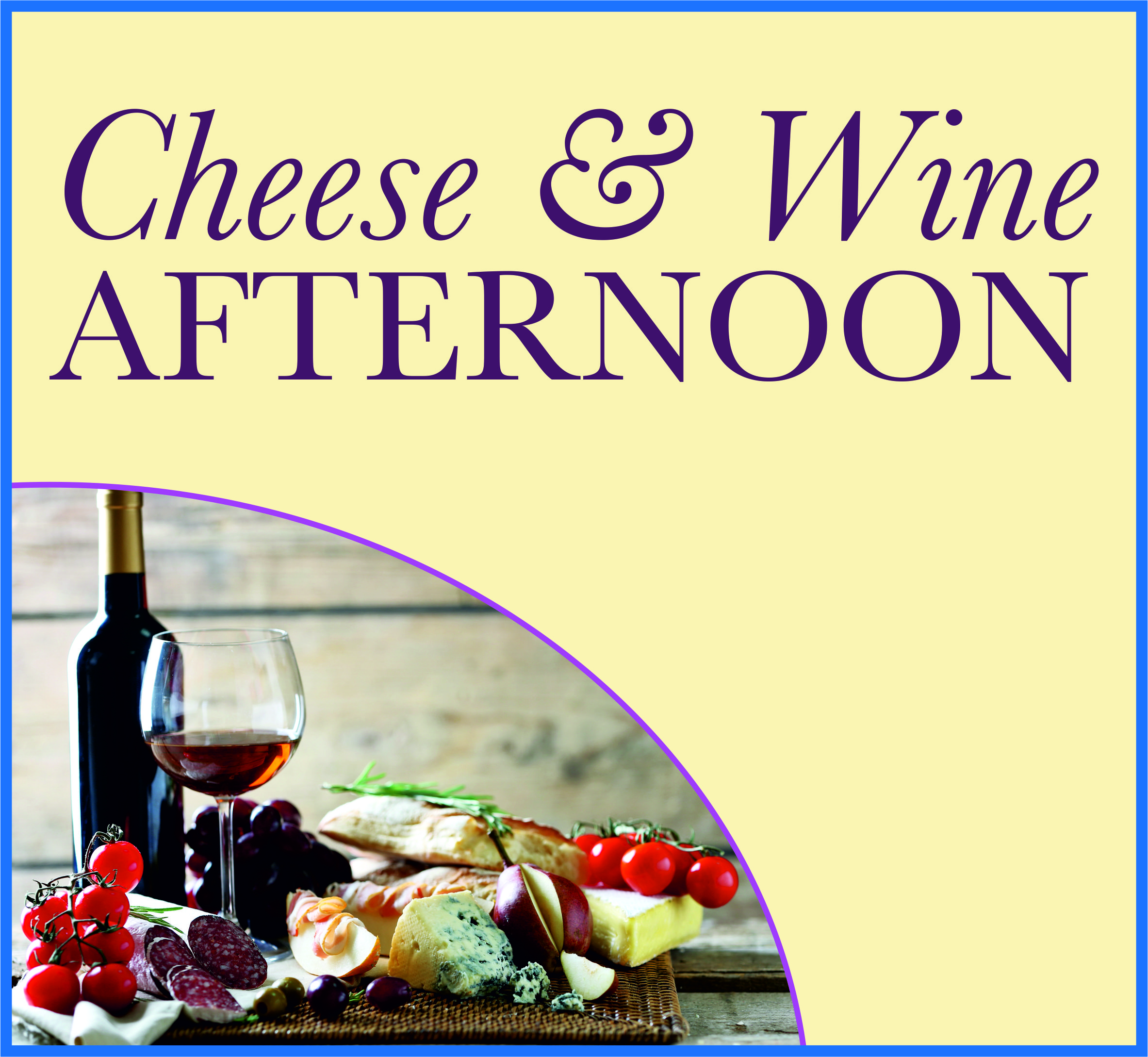 Events Template cheese wine KF
