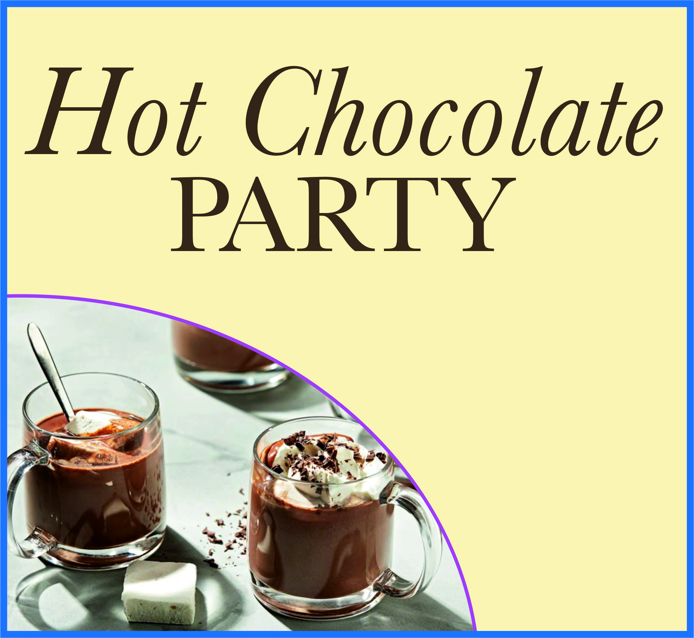 Events Template hot choc KF