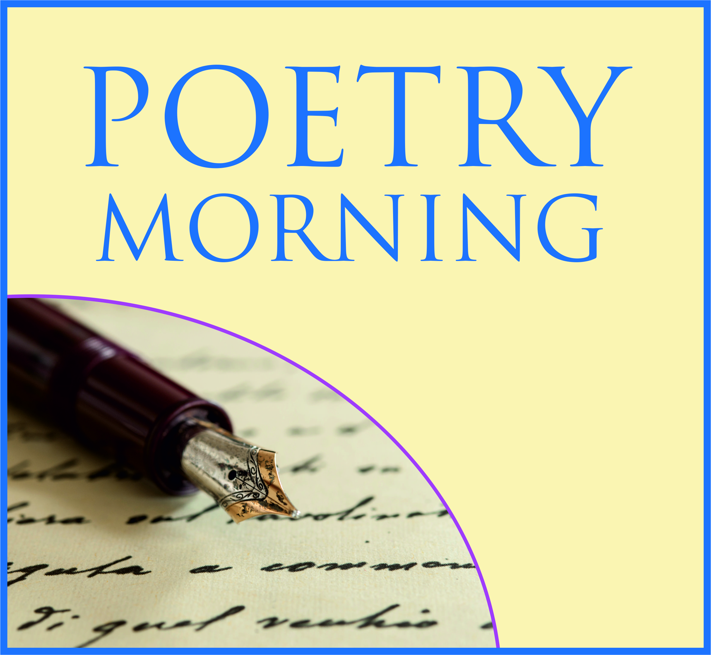Events Template poetry KF