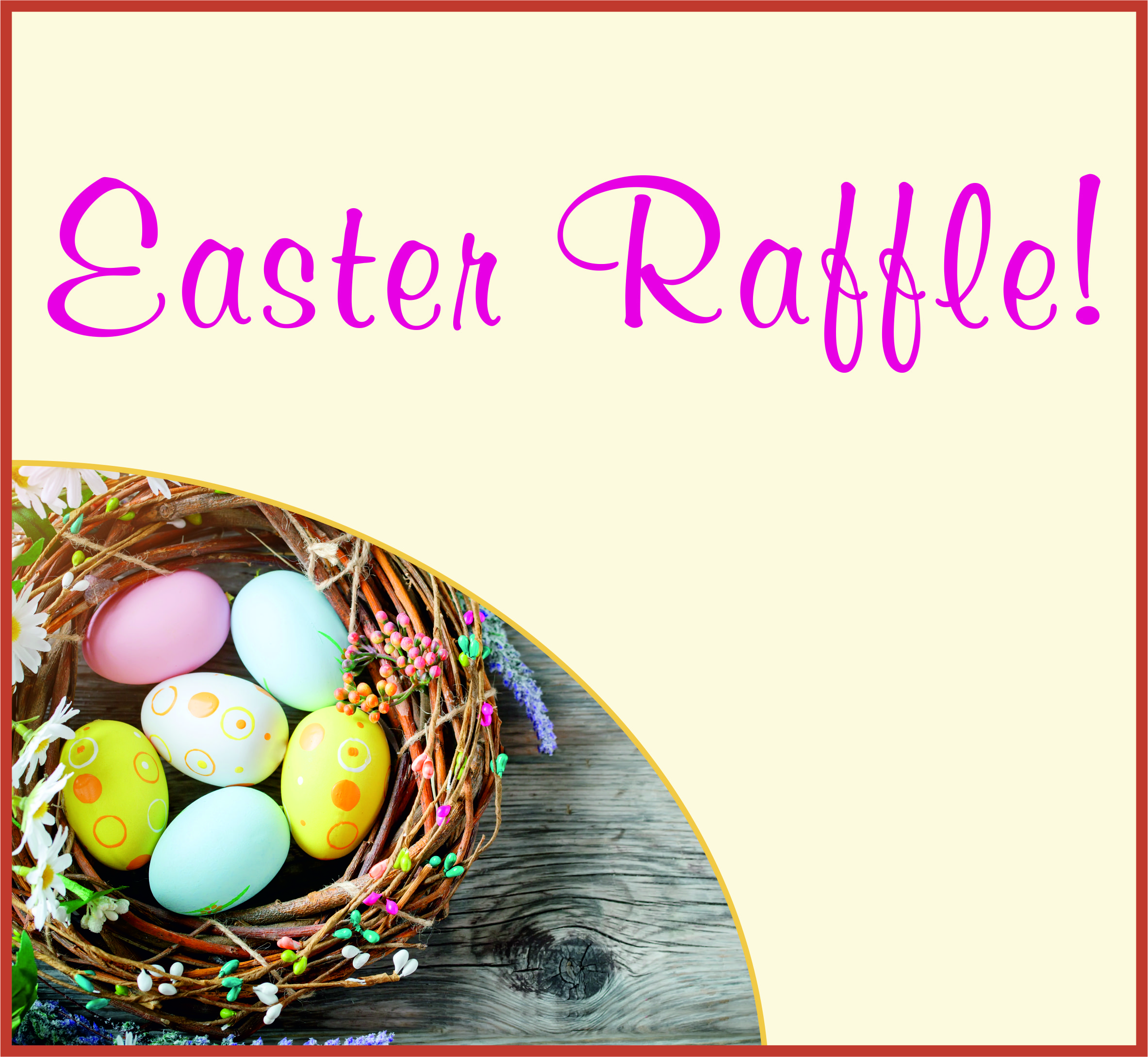 Events Template easter AB