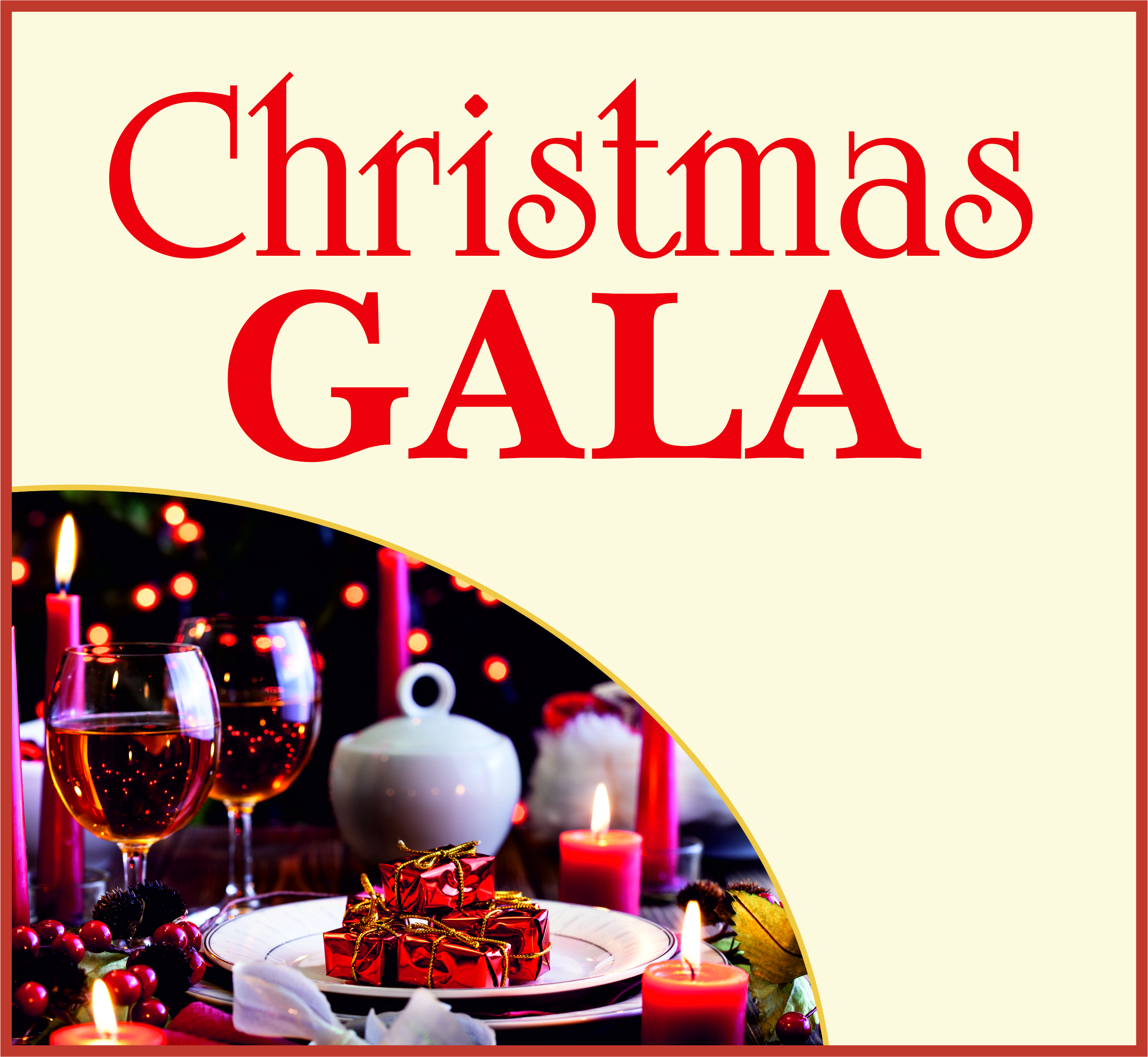 Events Template gala AB