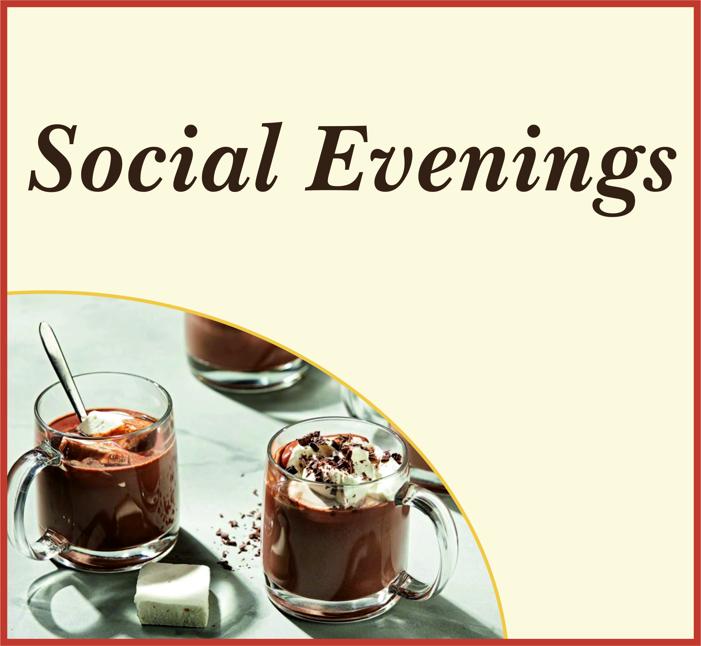 Events Template social AB