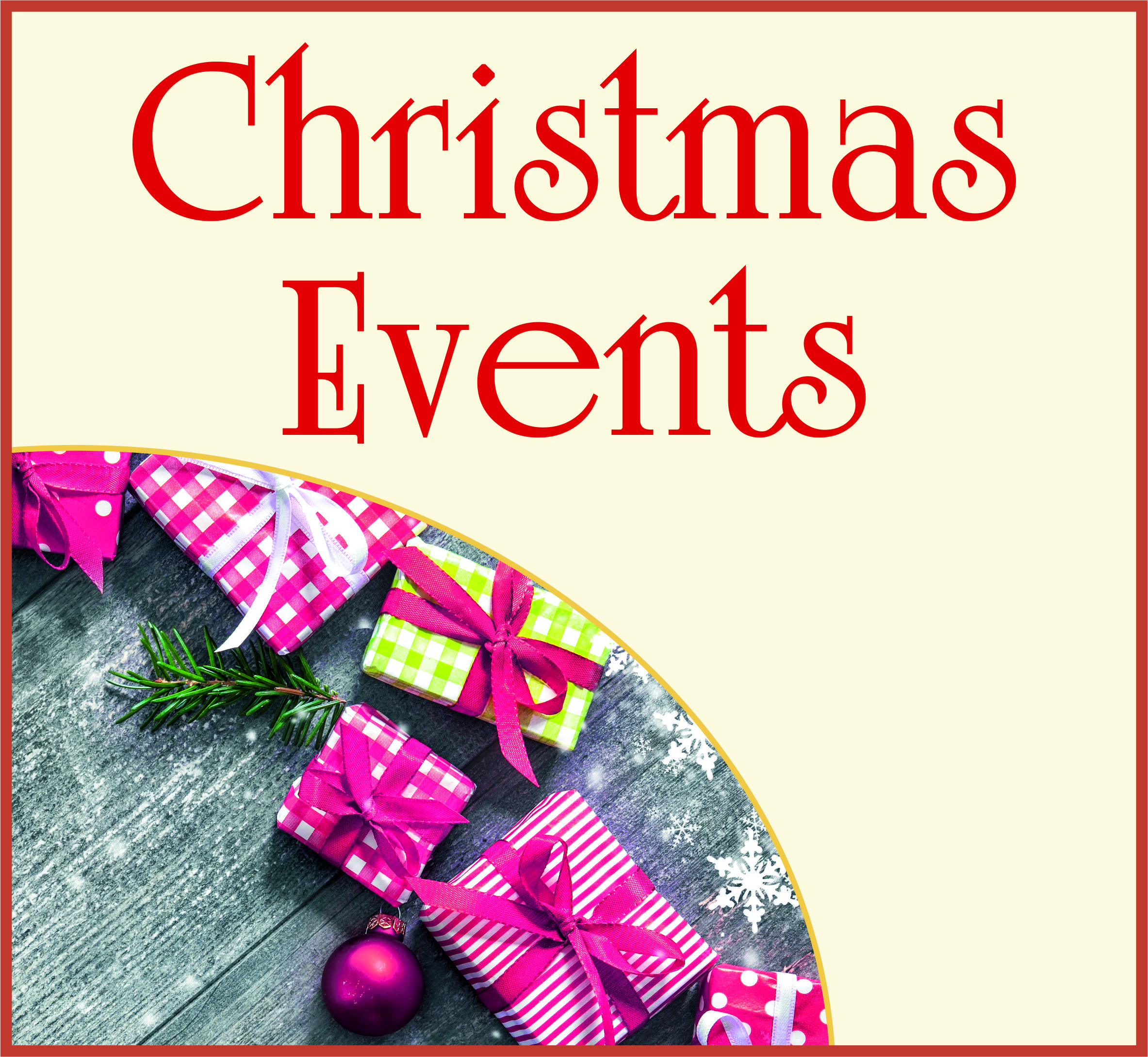 Events Template xmas events AB