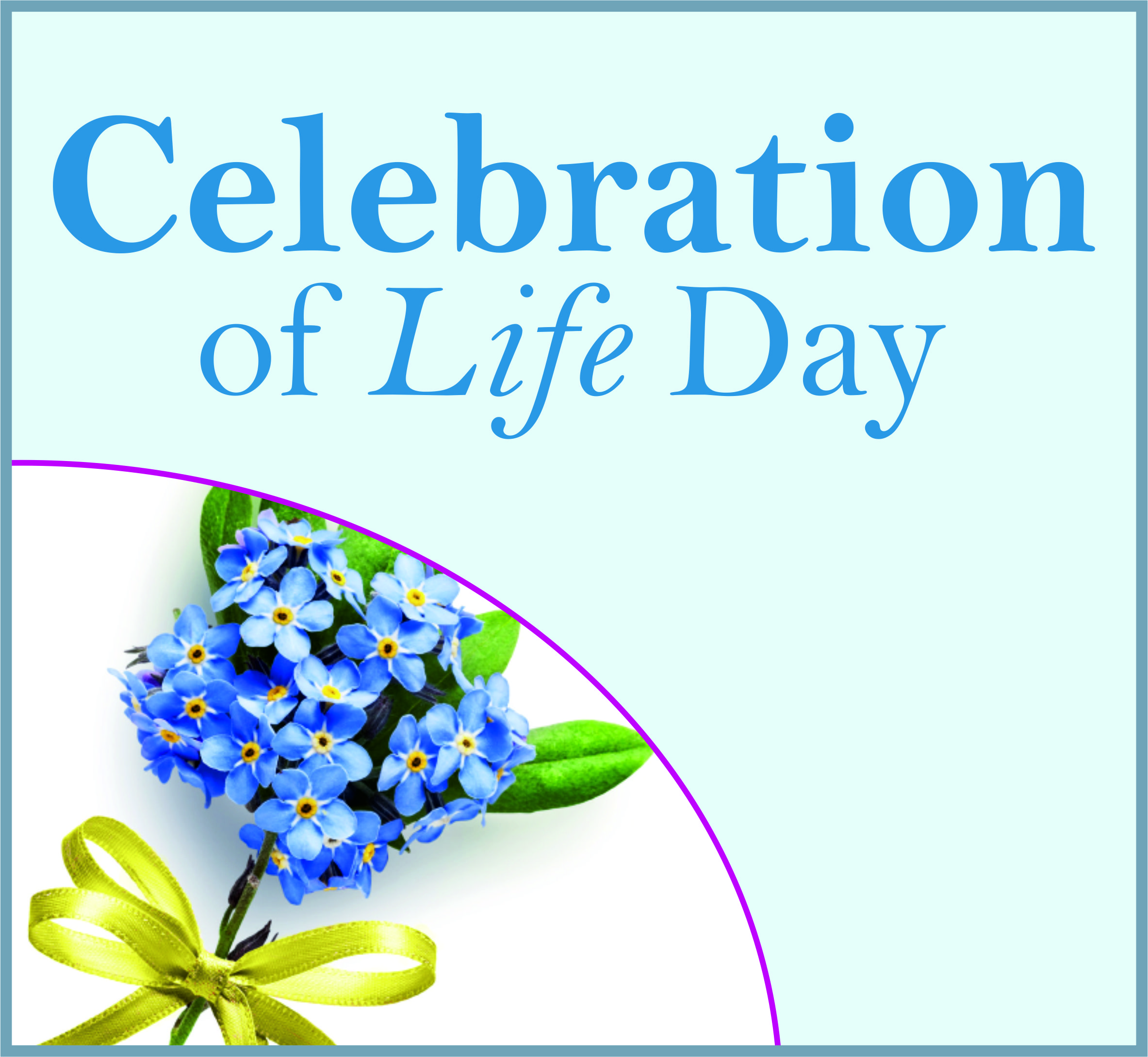 Events Template life day AC