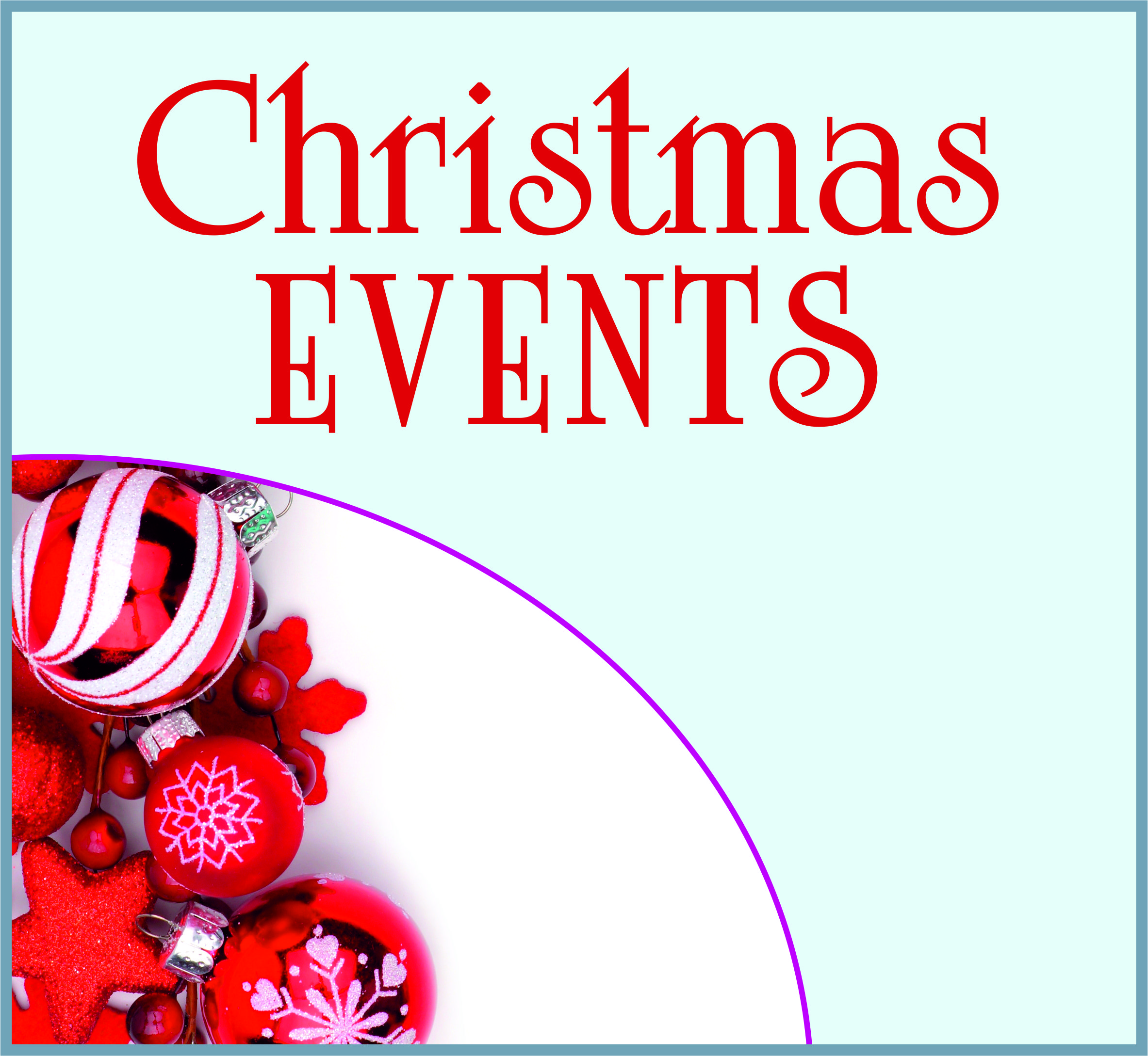 Events Template xmas events AC