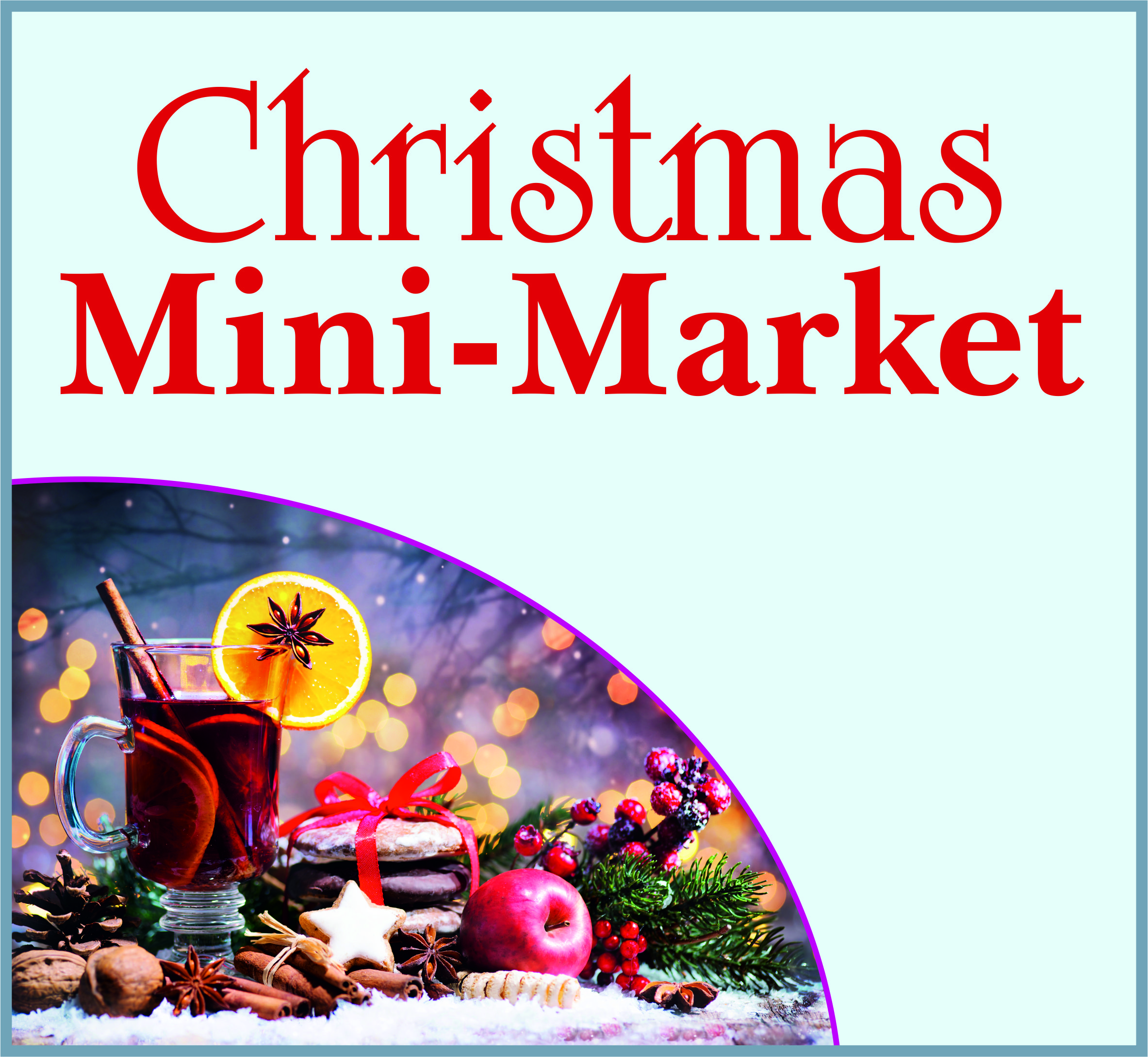 Events Template xmas market AC