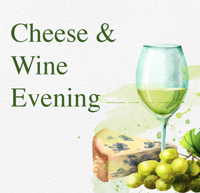 Cheese and wine evening thumbnail