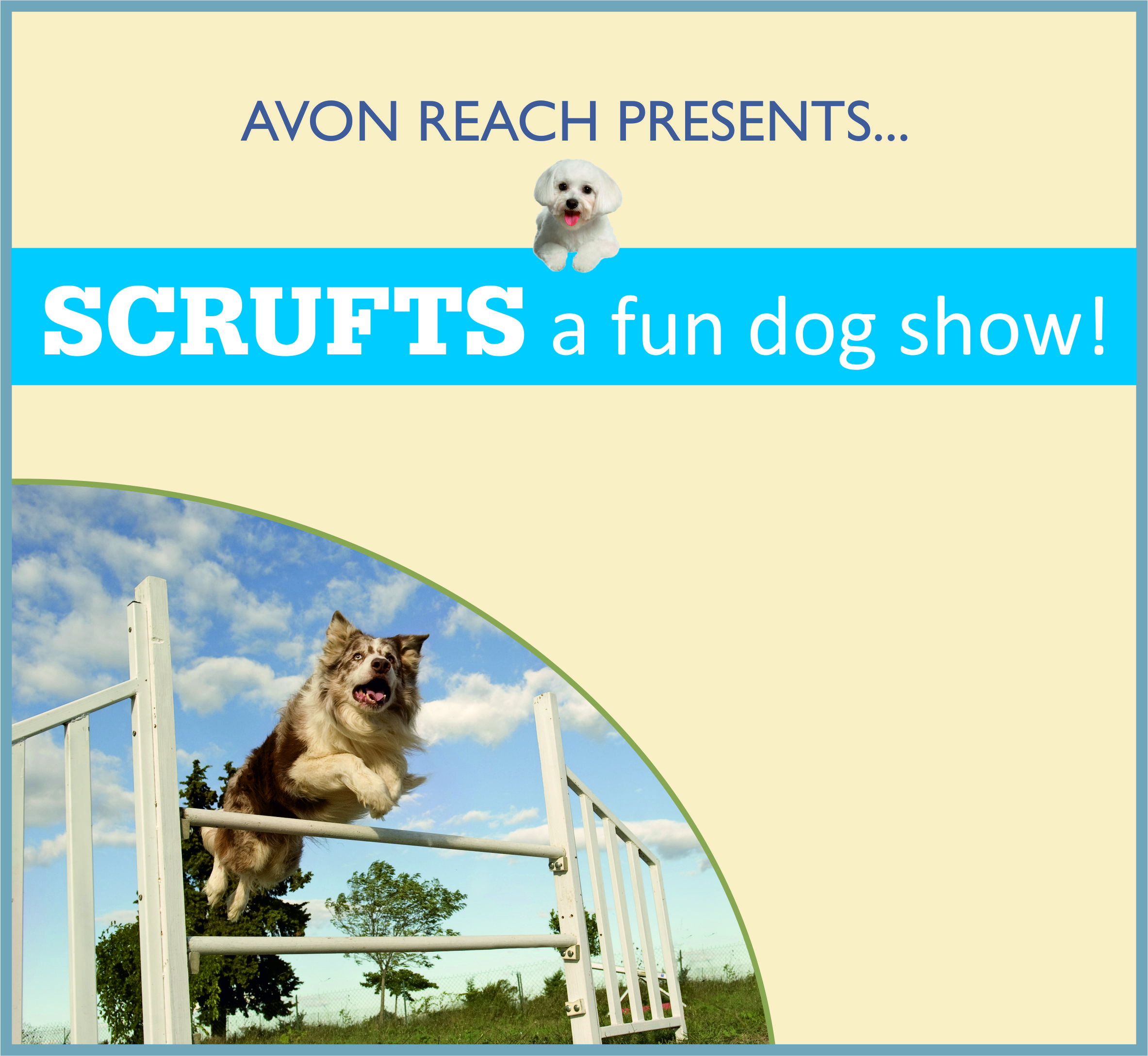 Events Template dog AR