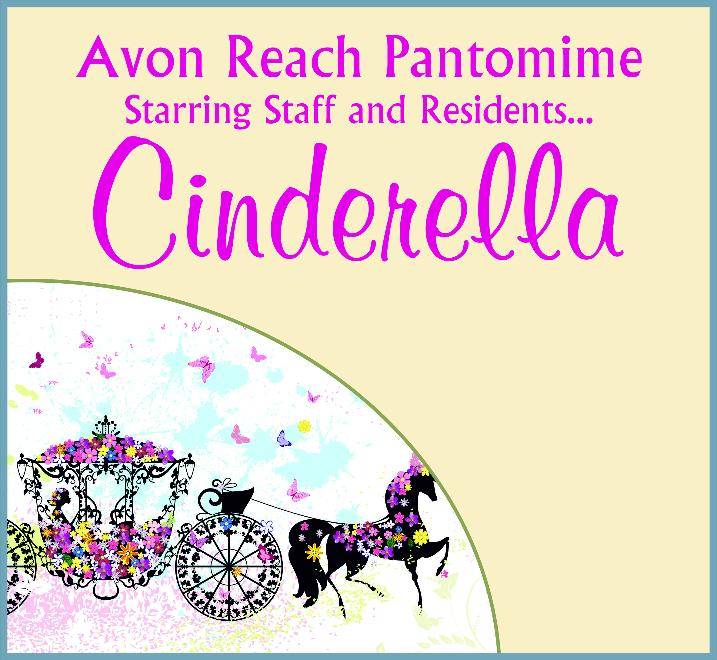 Events Template panto AR