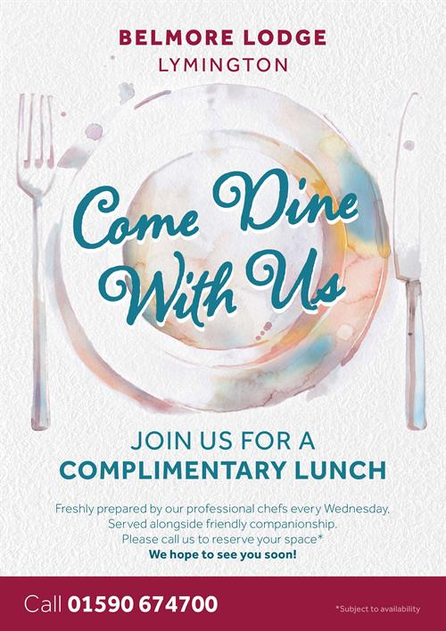 BL Come Dine With Us (For Web)