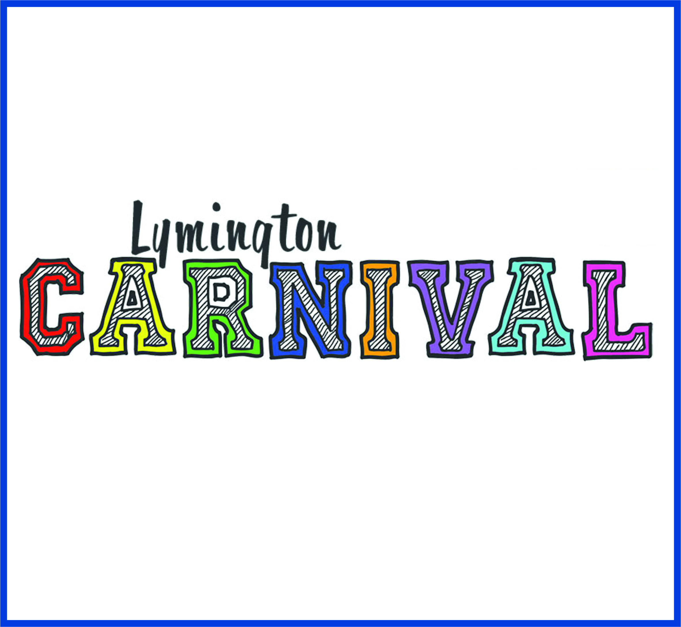 Events Template carnival