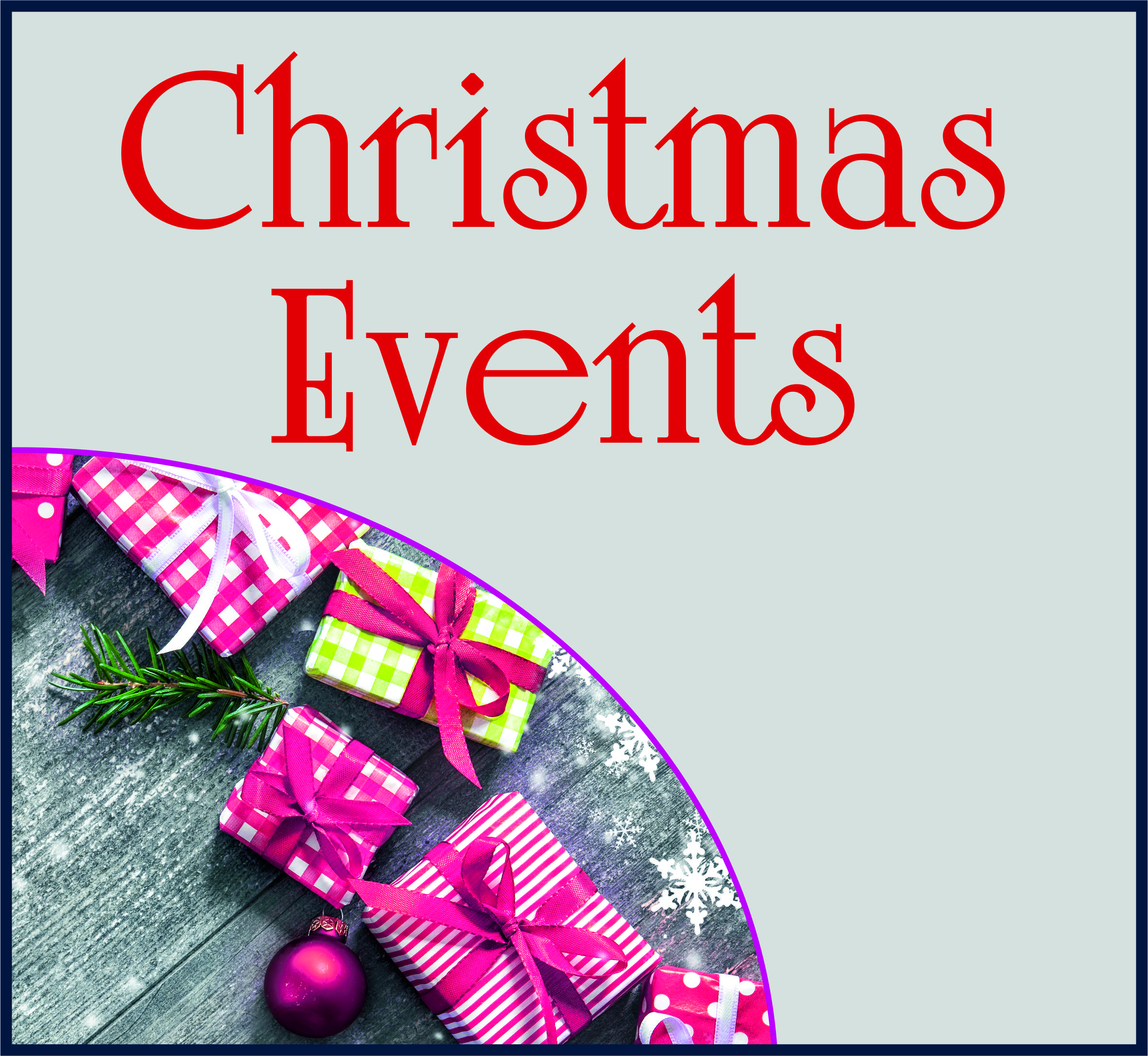 Events Template xmas events BN