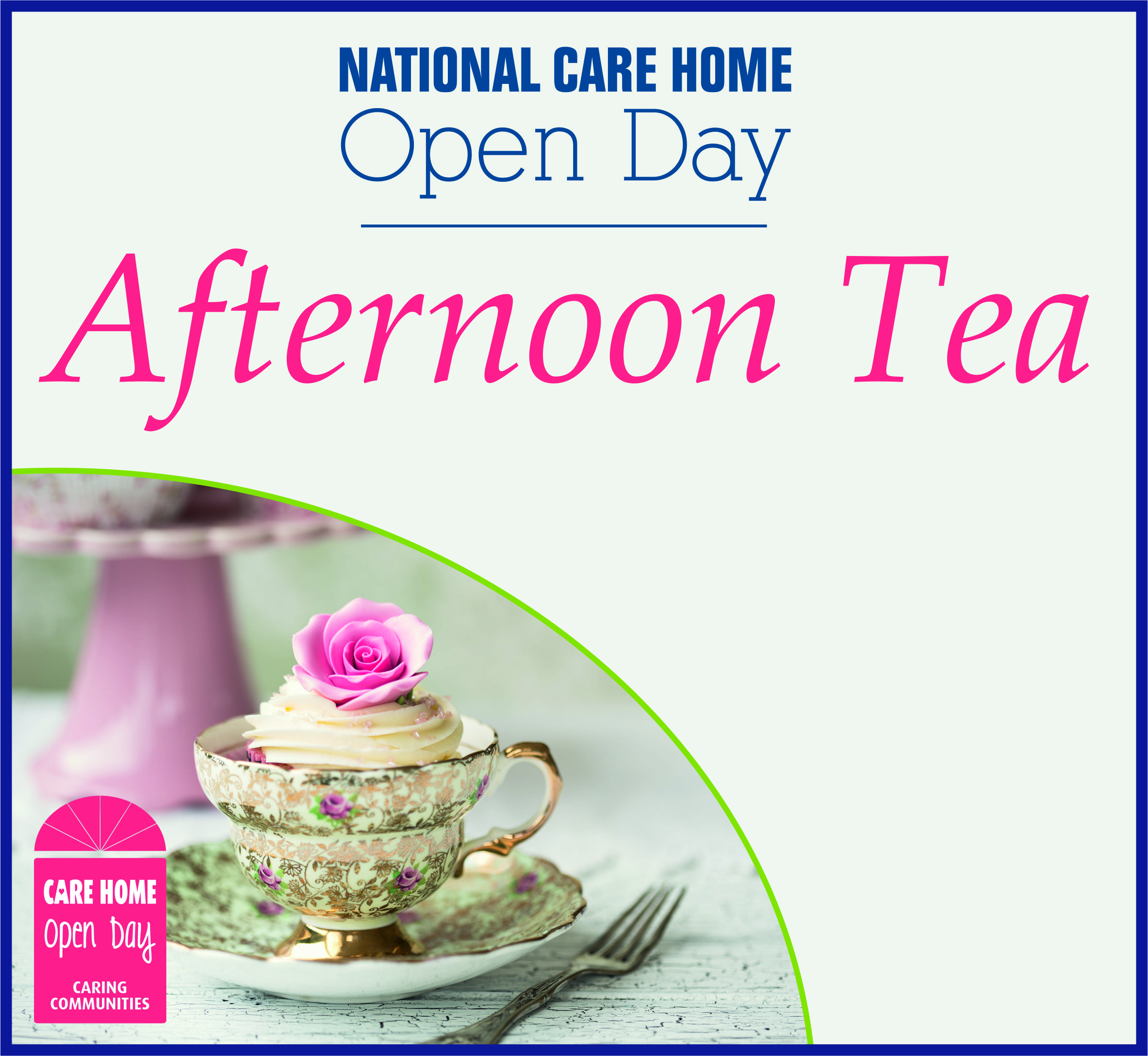 Events Template care home BV