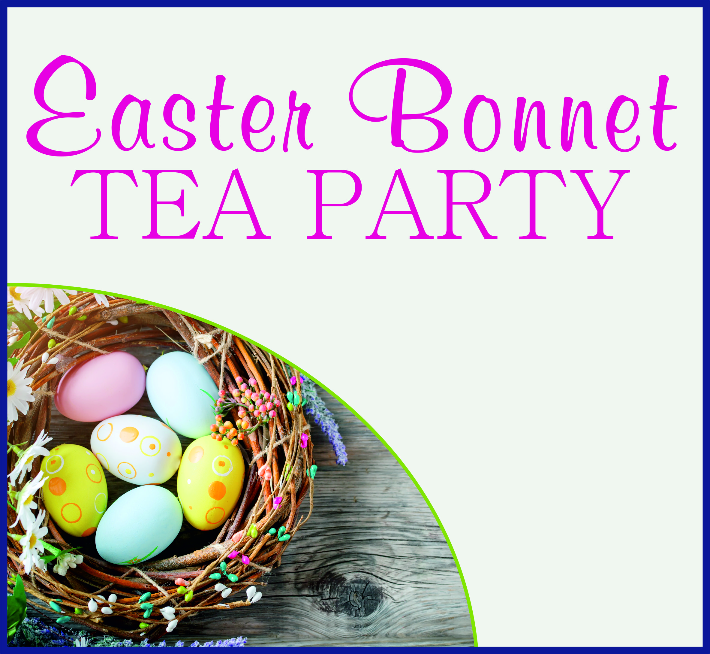 Events Template easter BV