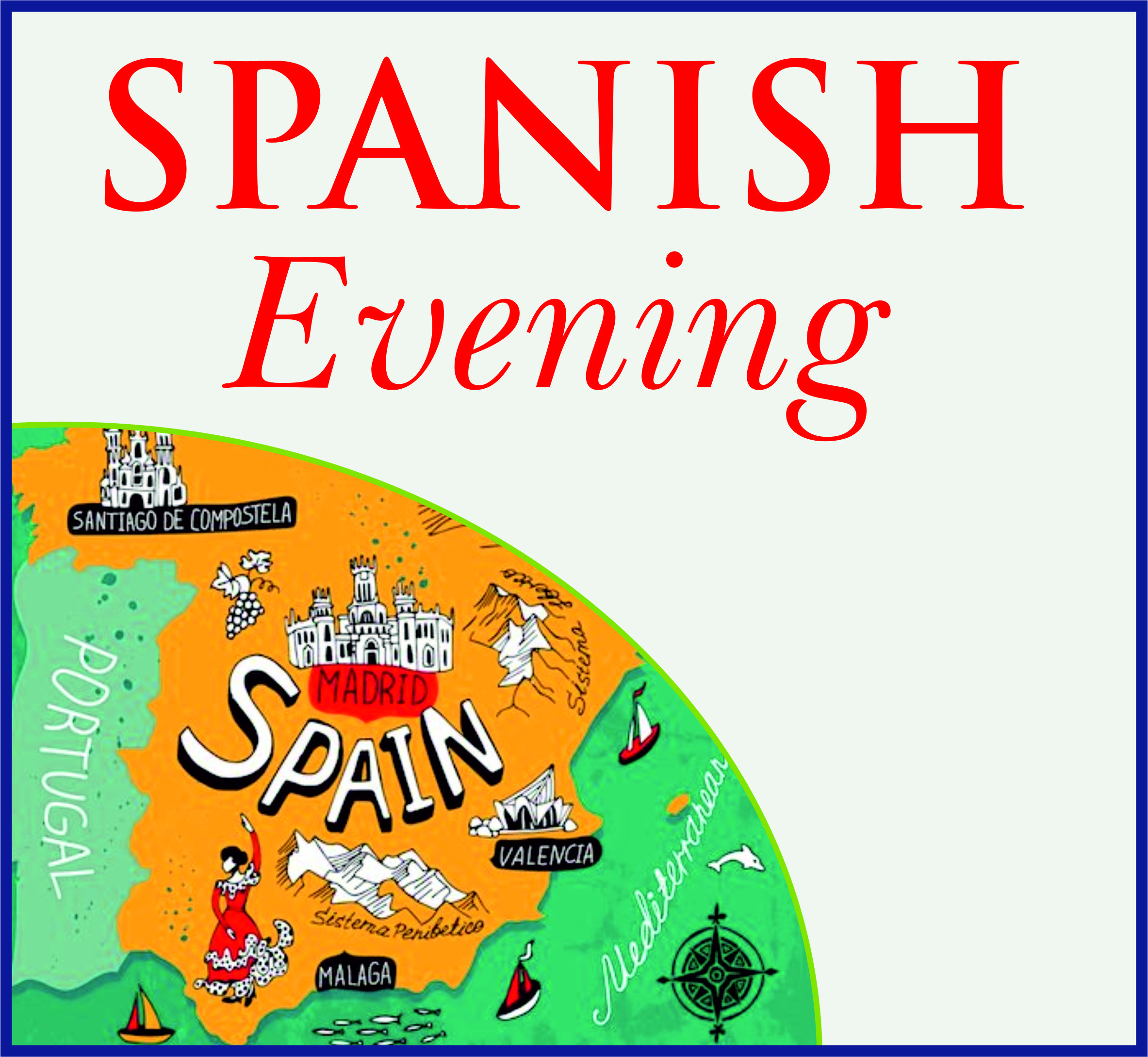 Events Template spanish BV