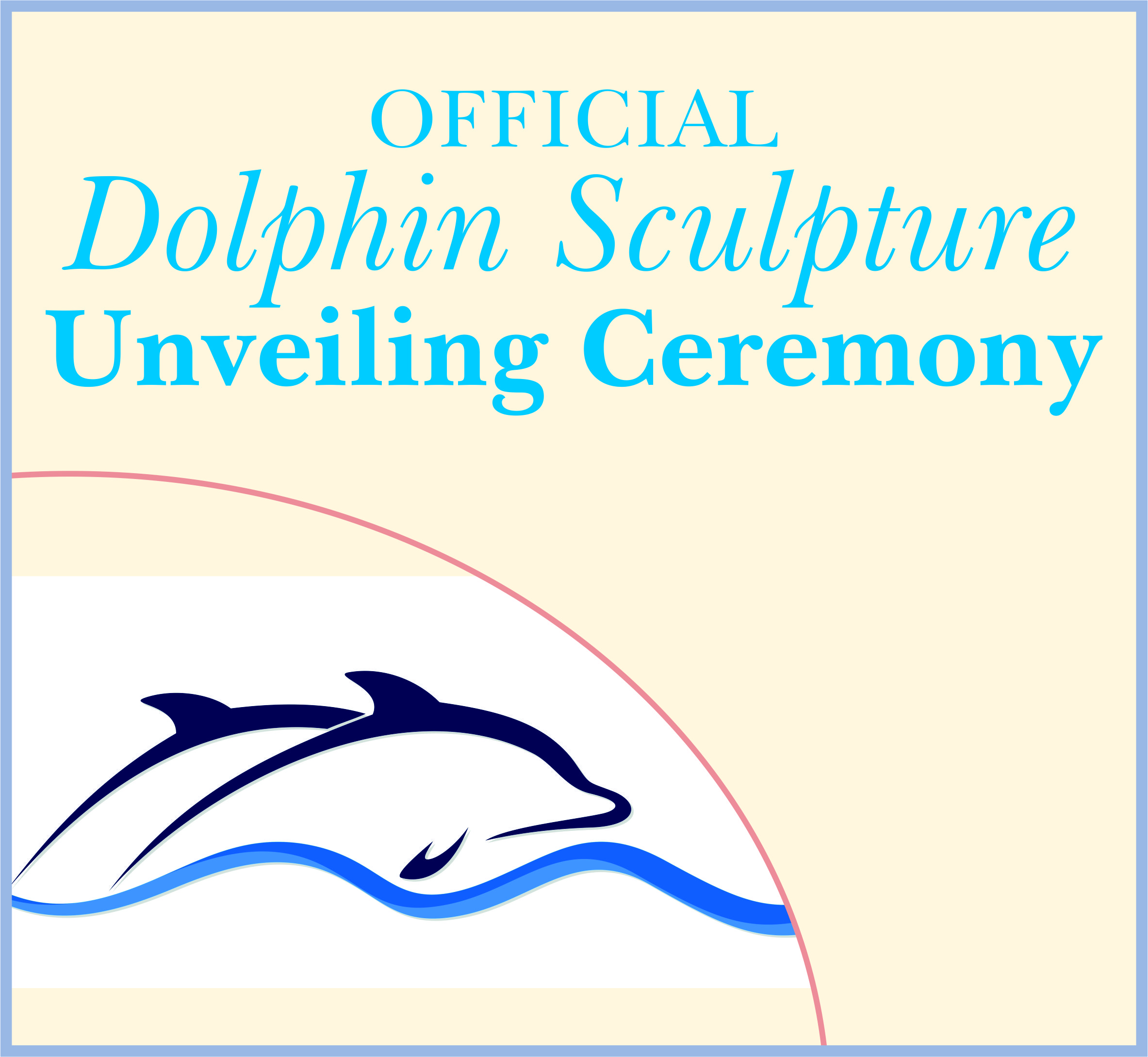 Events Template dolphin CC