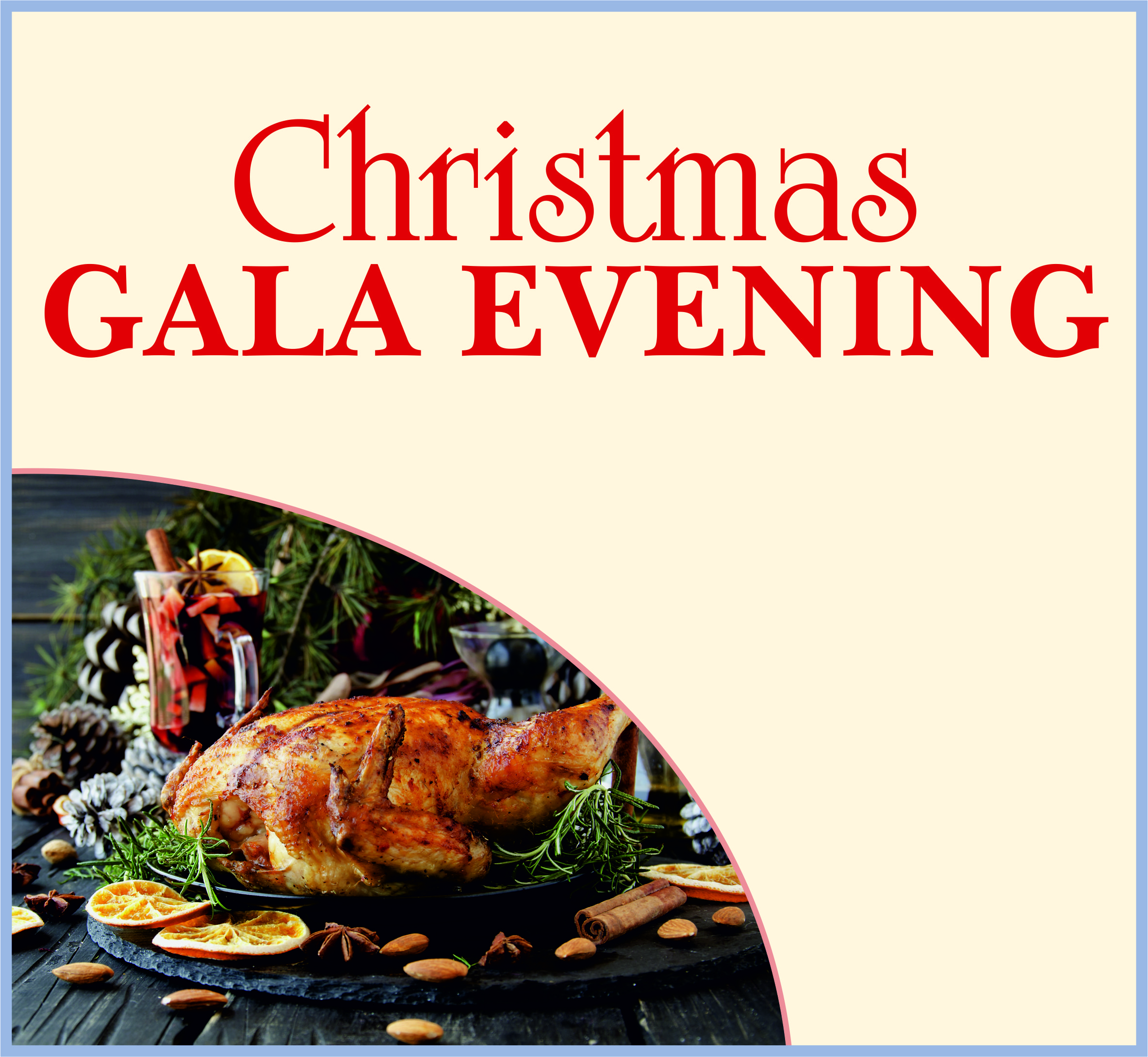 Events Template gala CC