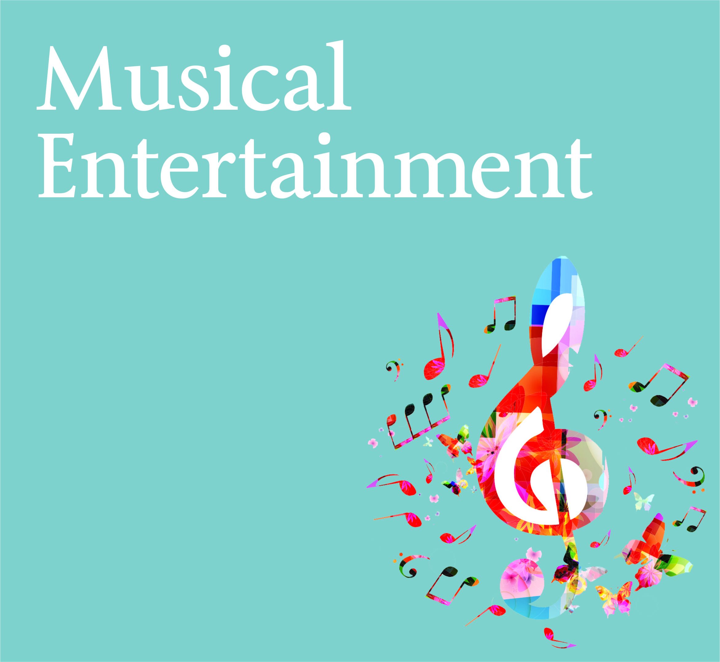 Events Template 2020 musical CV