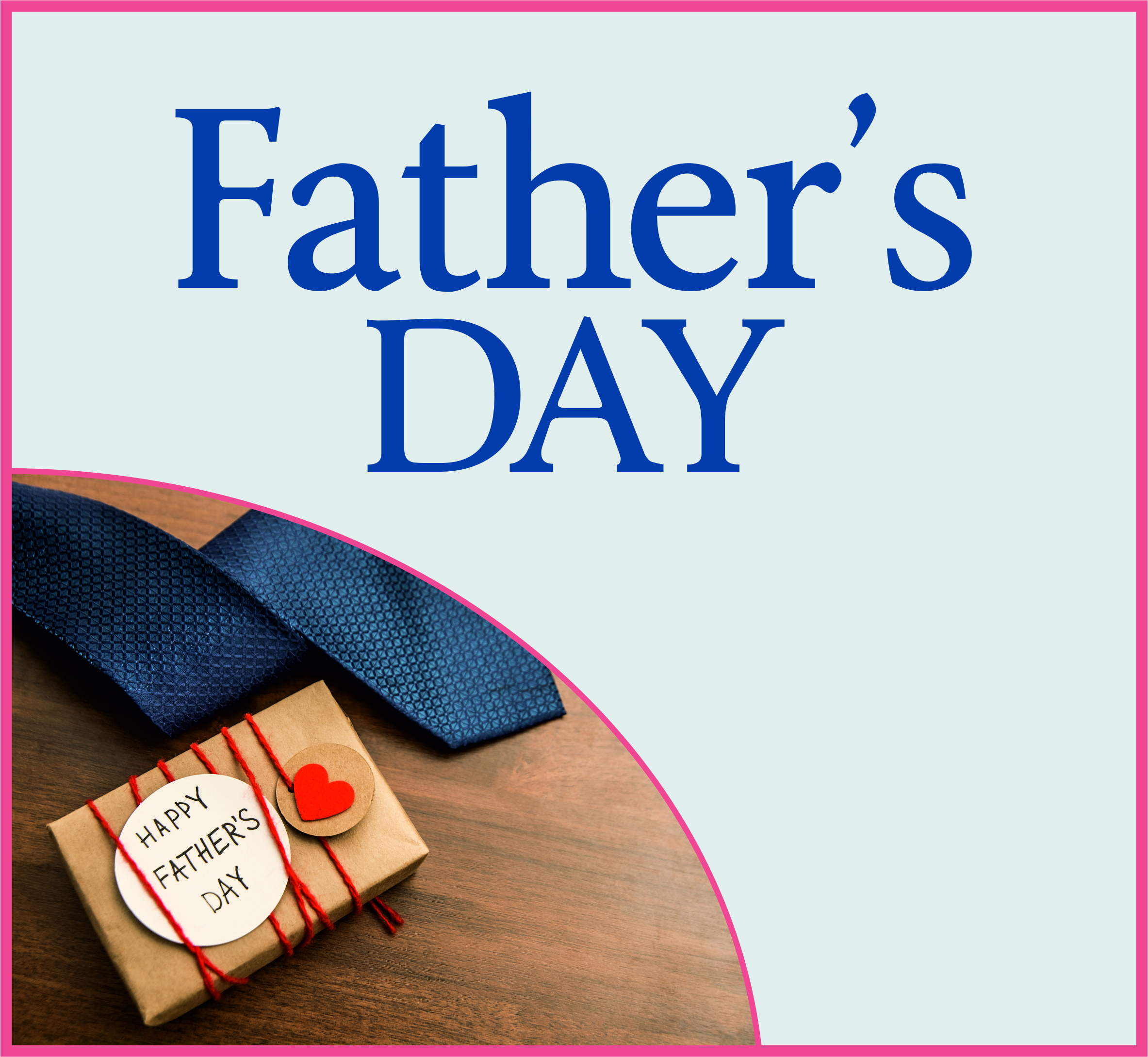 Events Template fathers CL