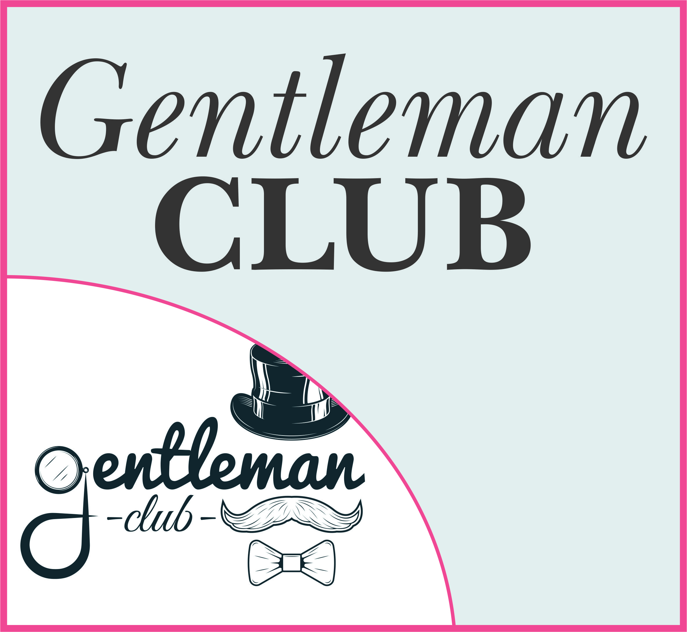 Events Template gentleman CL