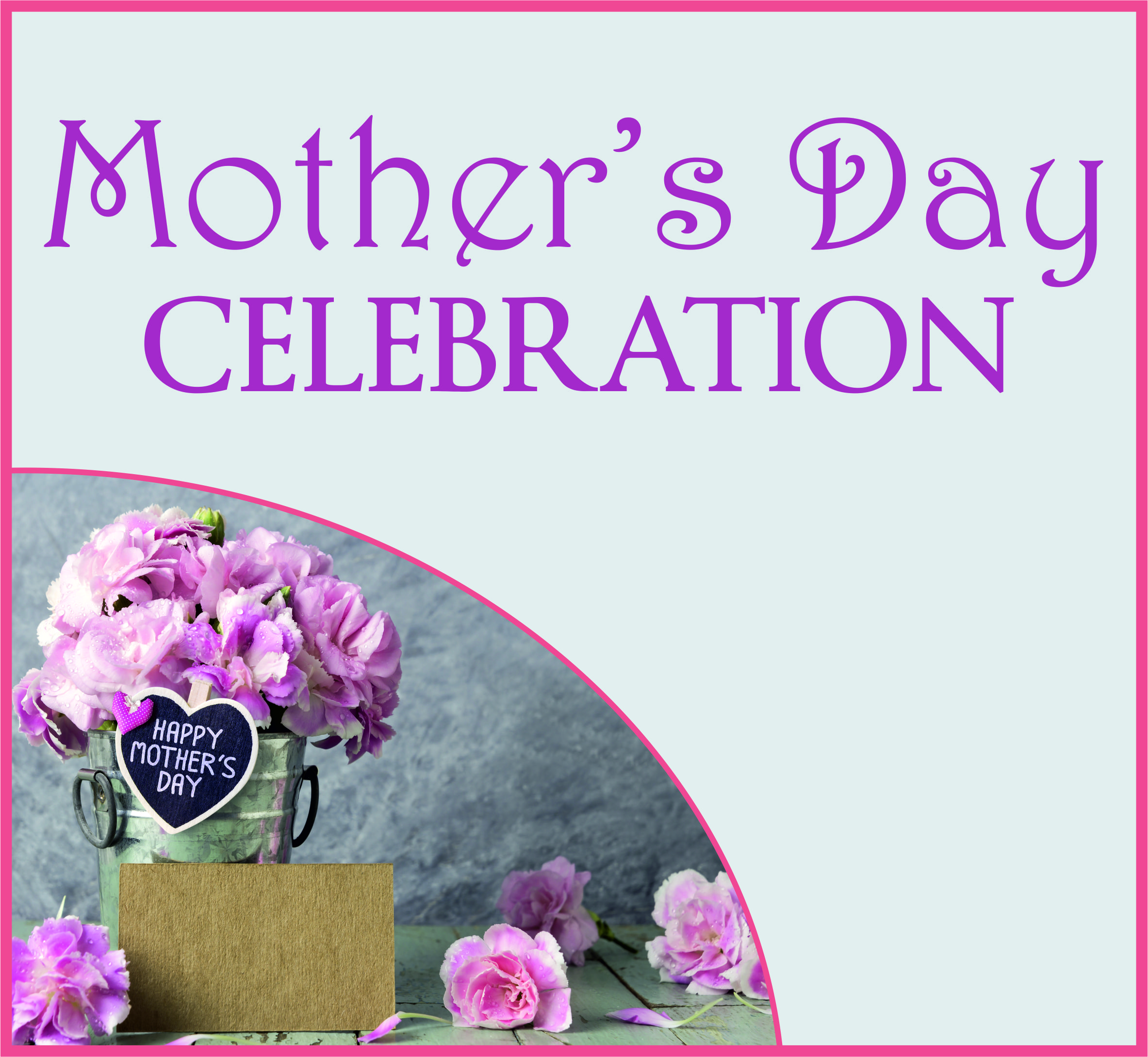 Events Template mothers CL