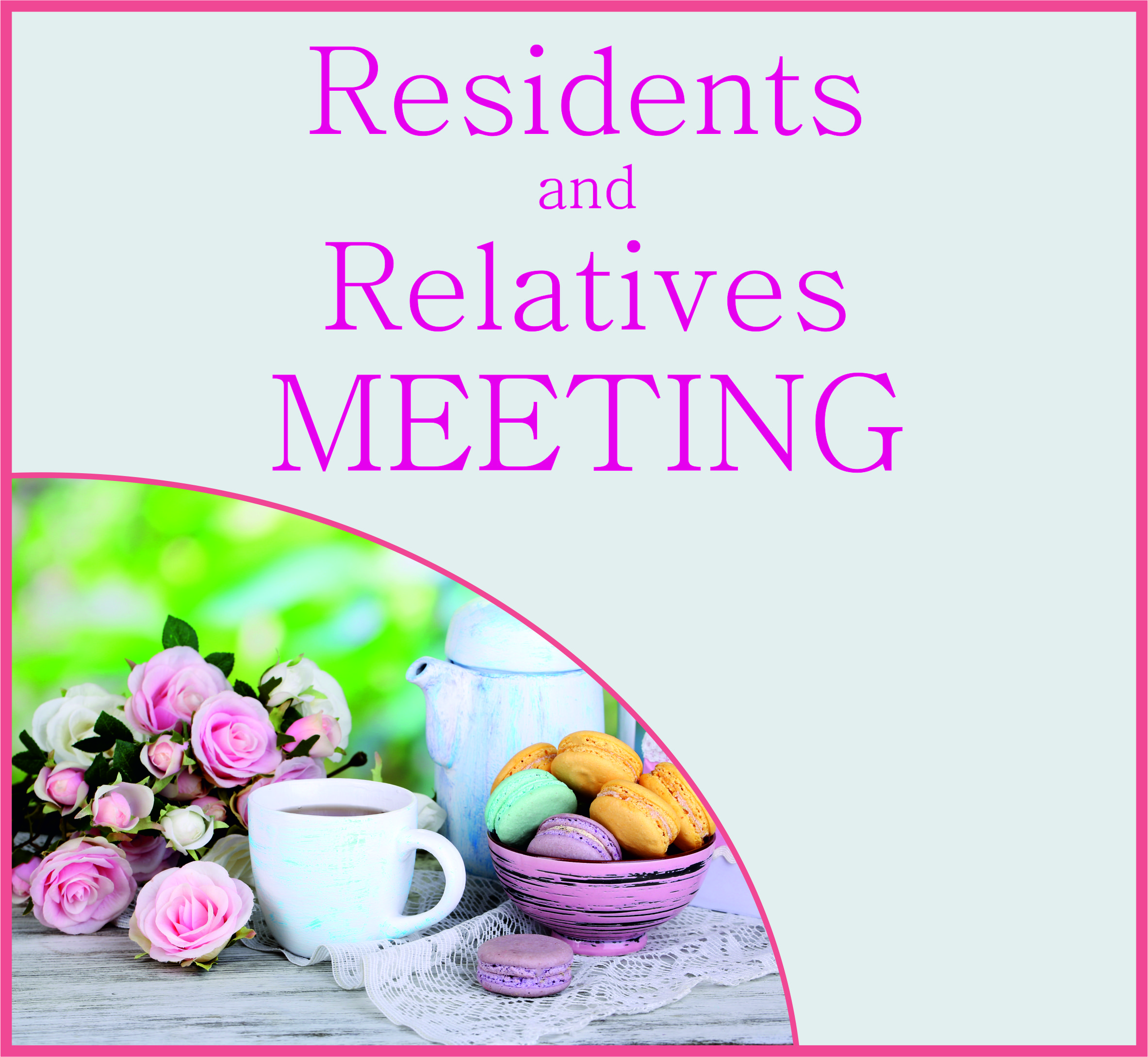 Events Template residents CL