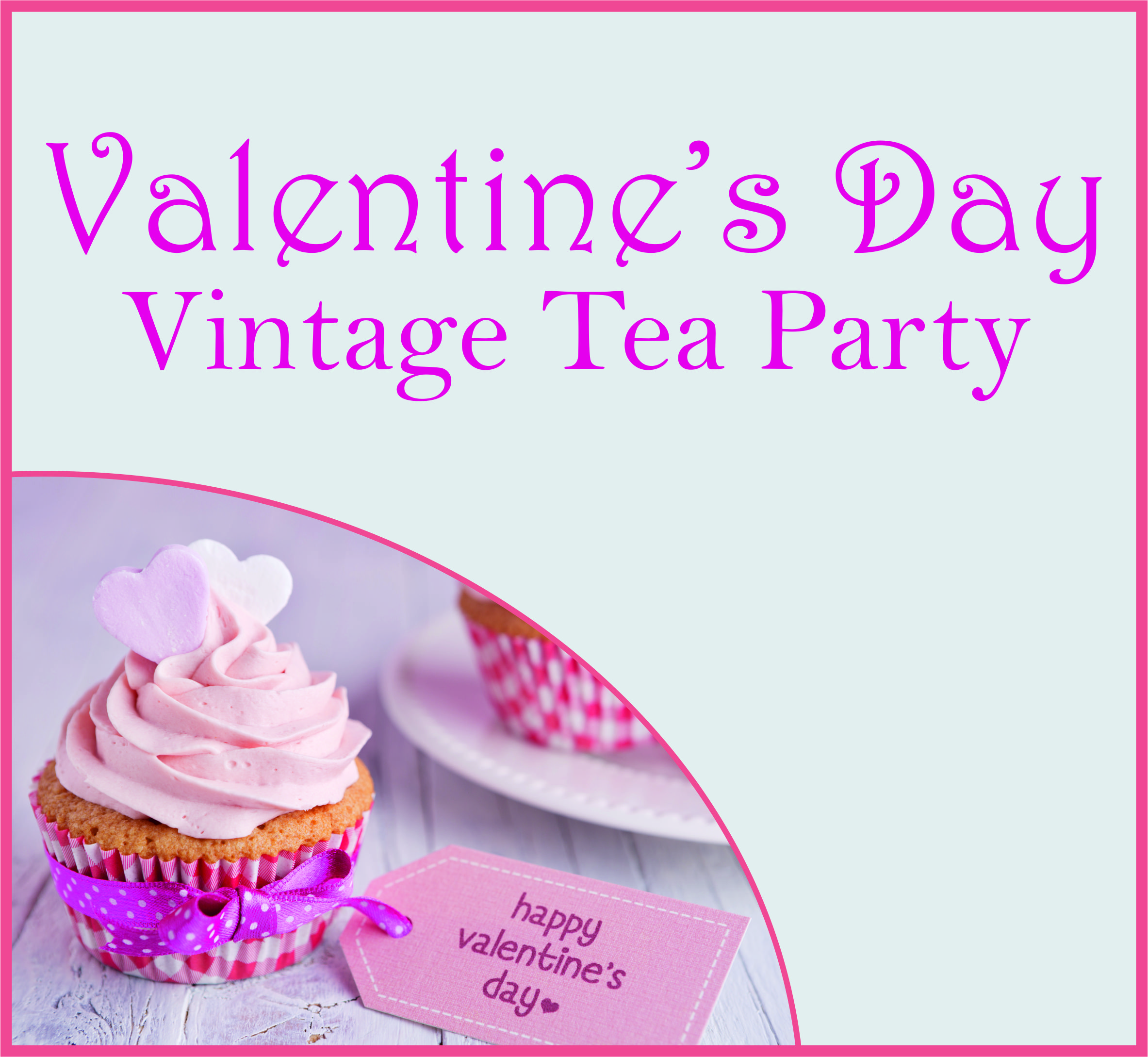 Events Template valentines CL
