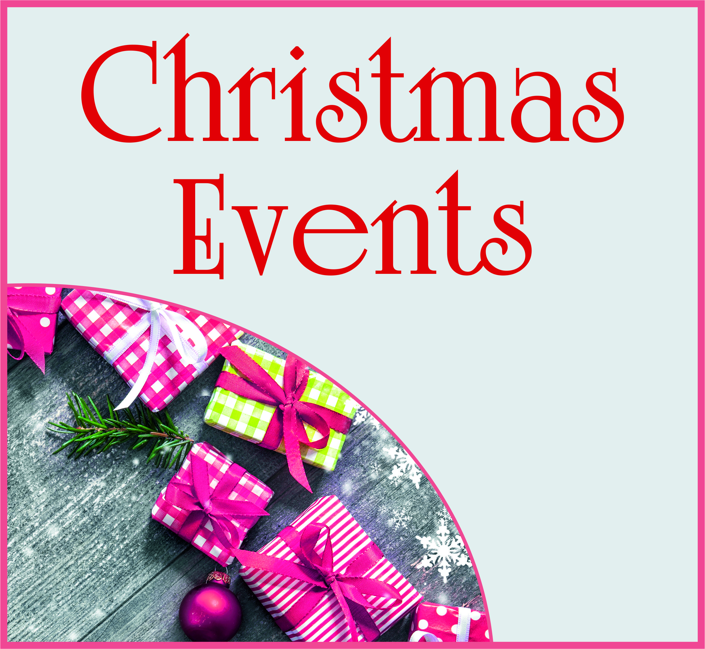 Events Template xmas events CL