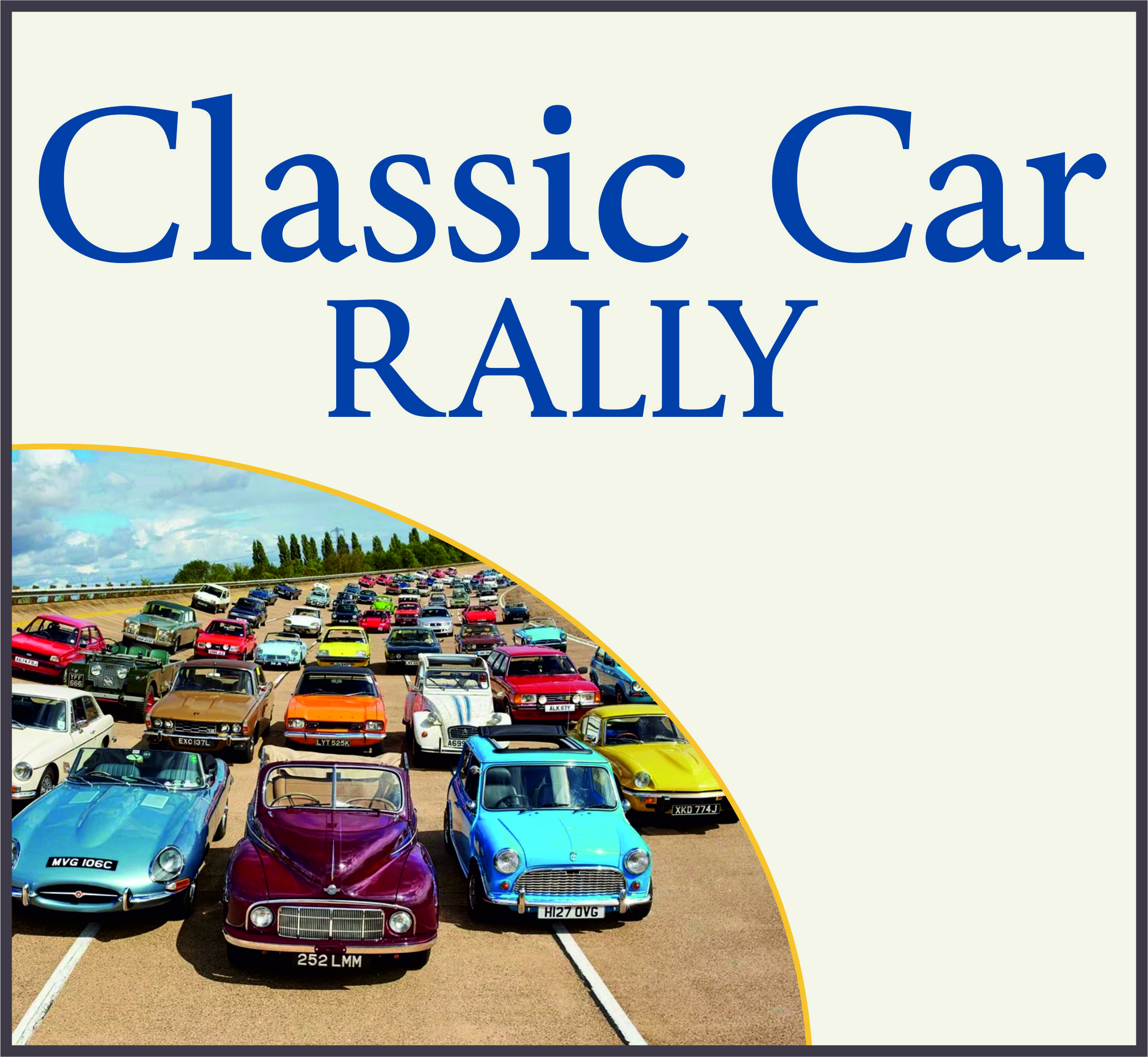 Events Template car LH