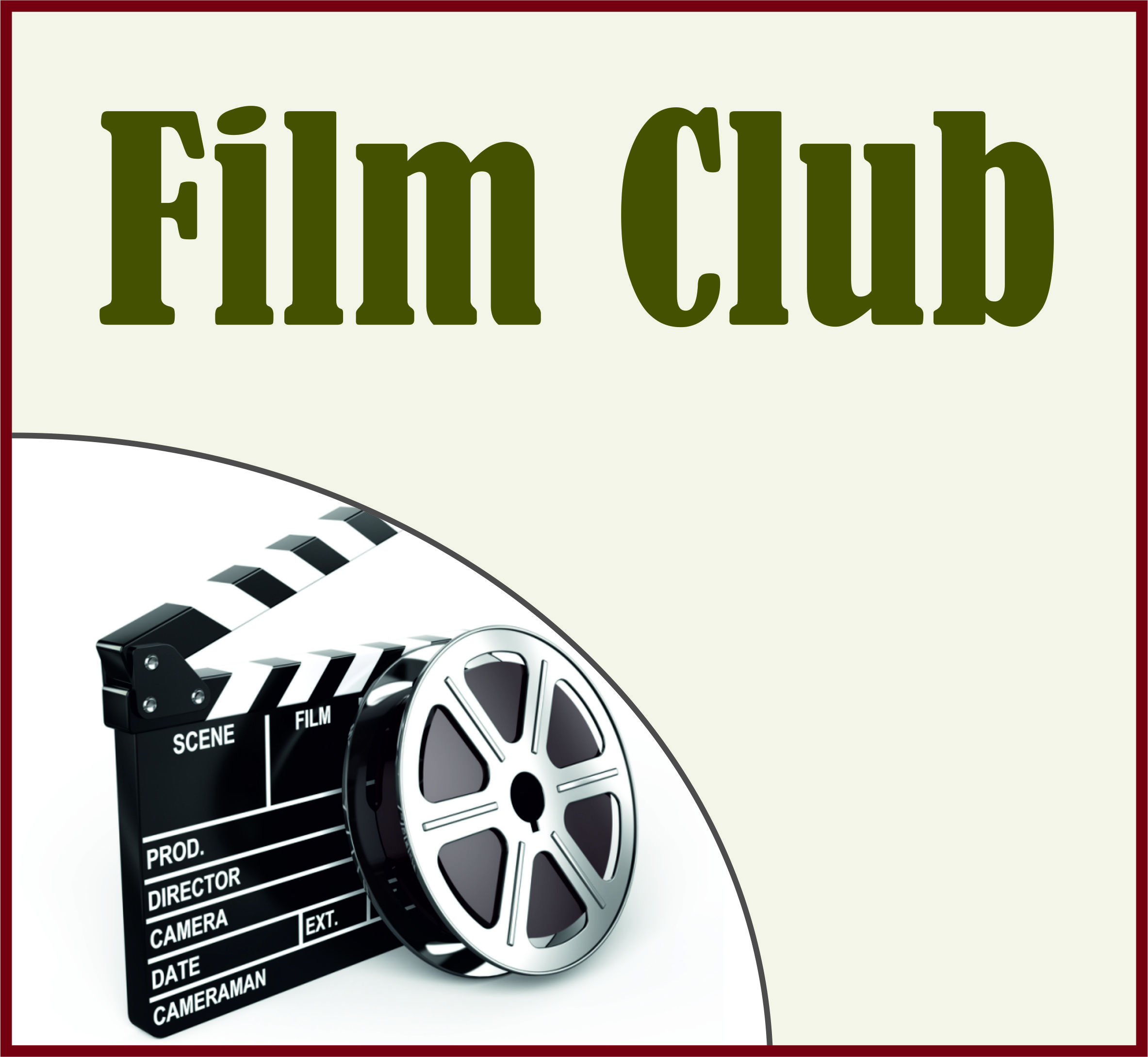 Events Template film club WG
