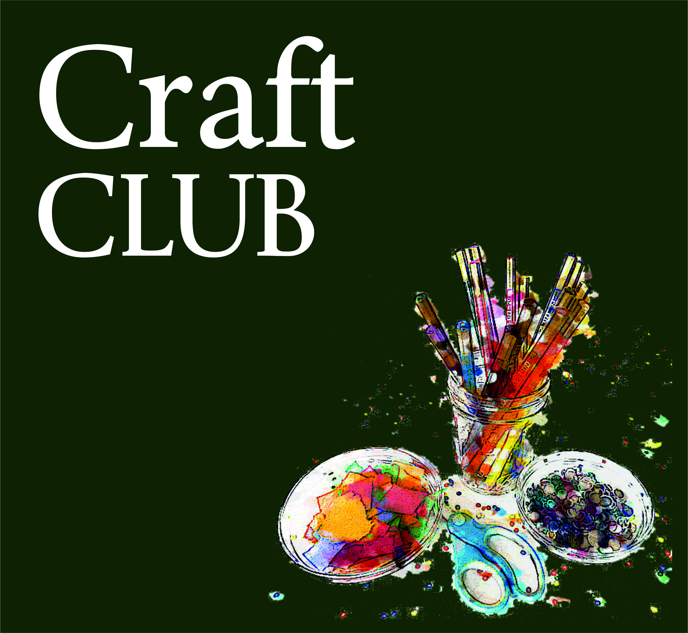 Events Template 2020 craft club WH