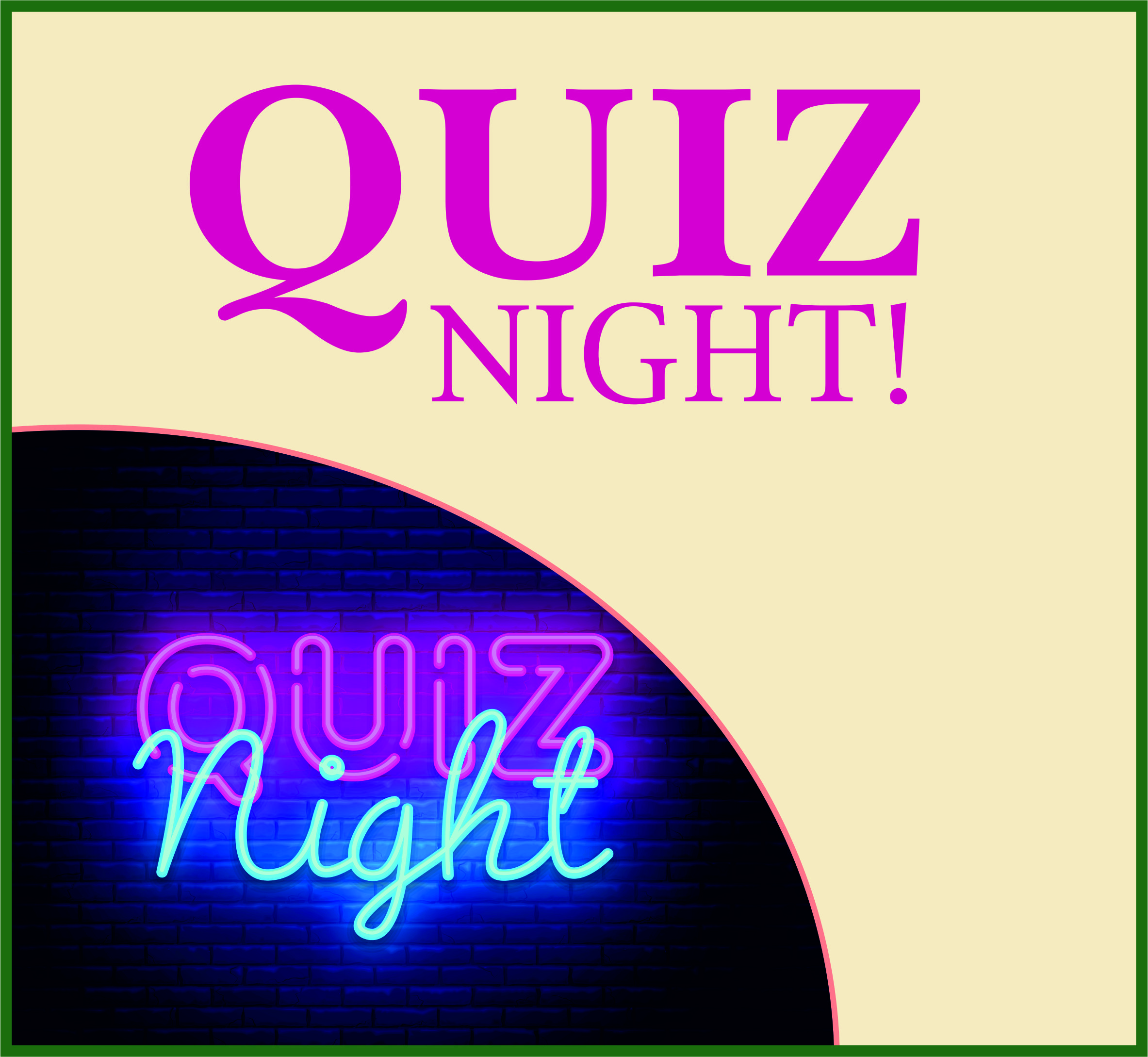 Events Template quiz WH