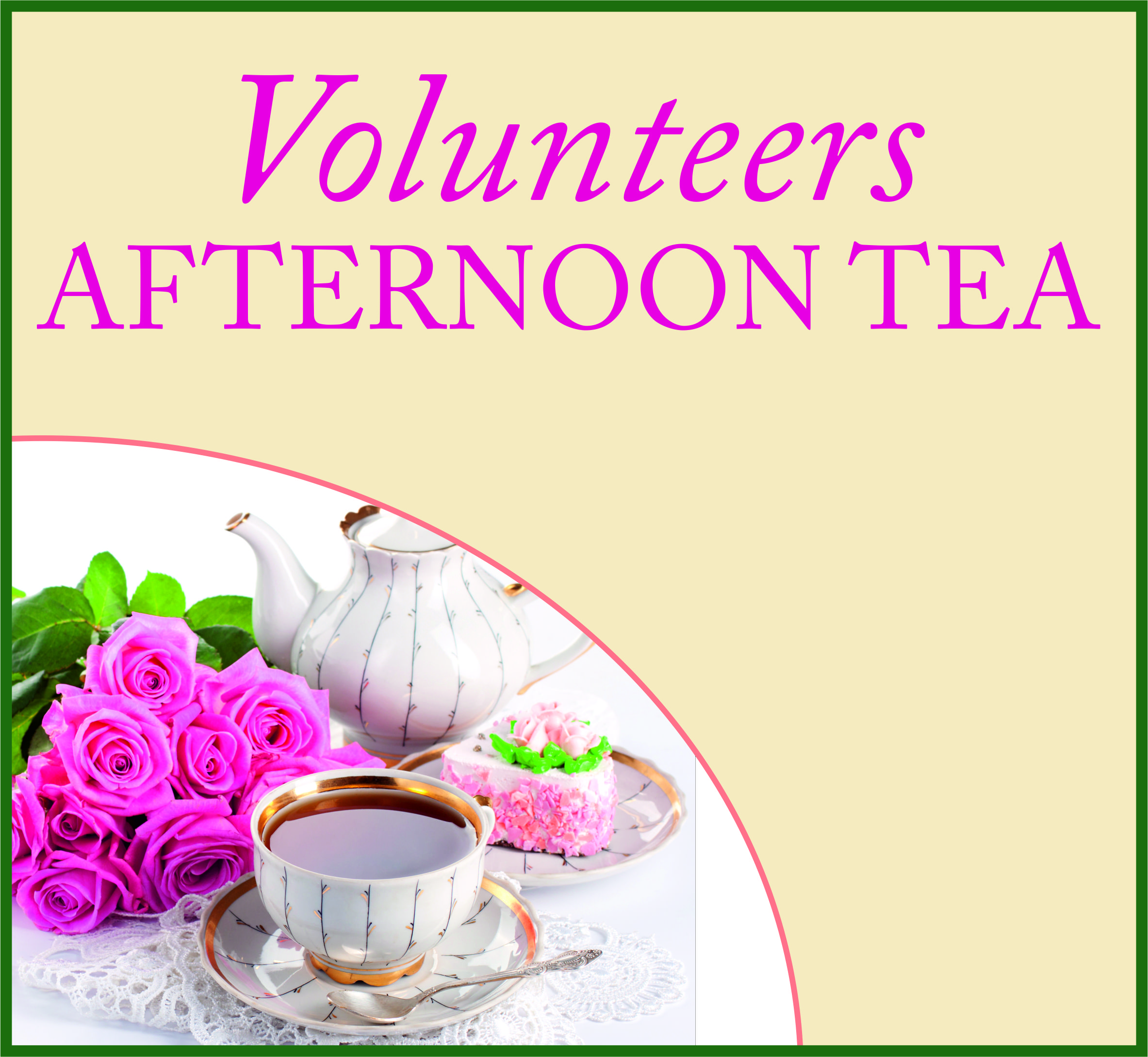 Events Template tea WH