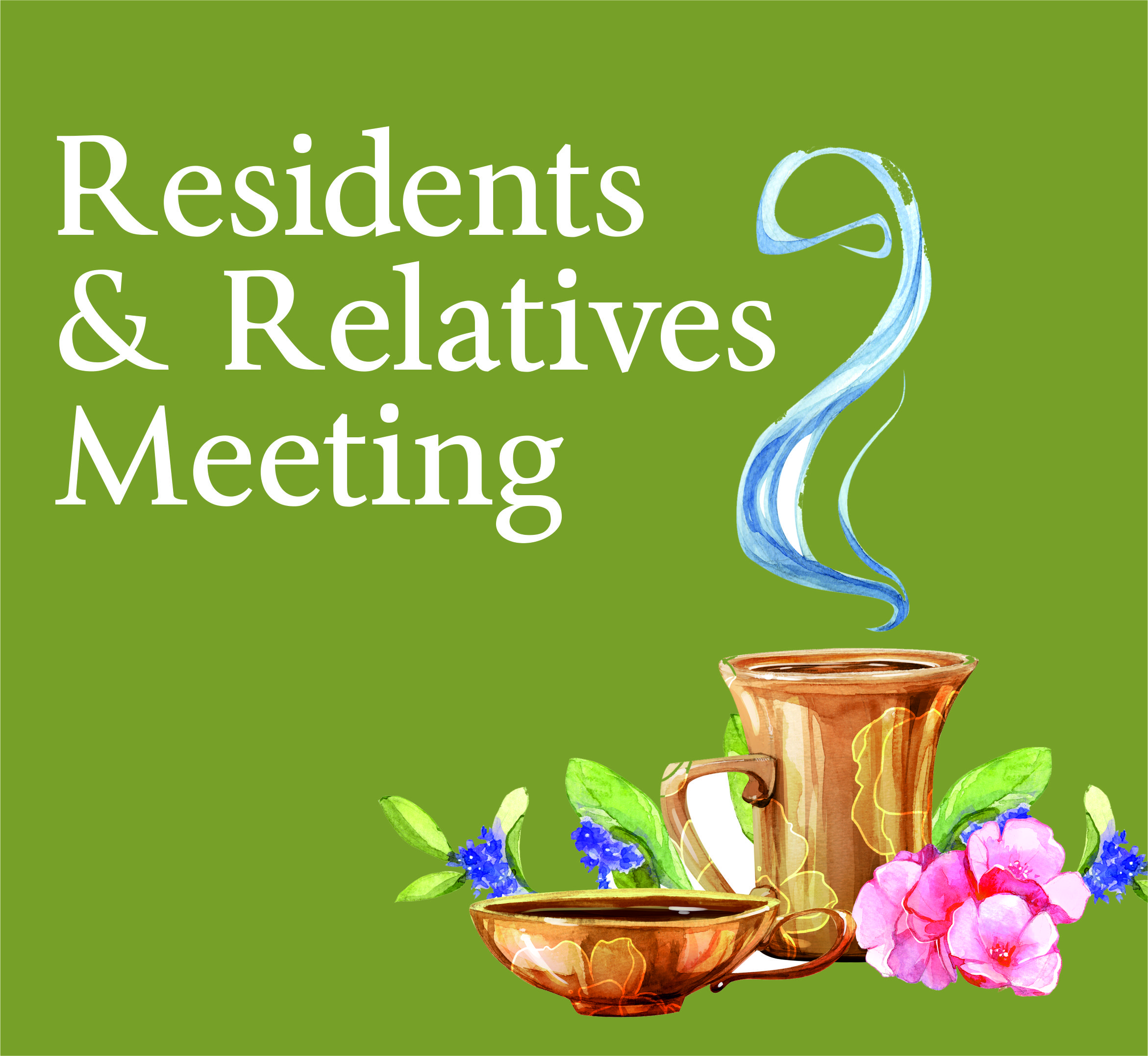 Events Template 2020 residents meeting WP