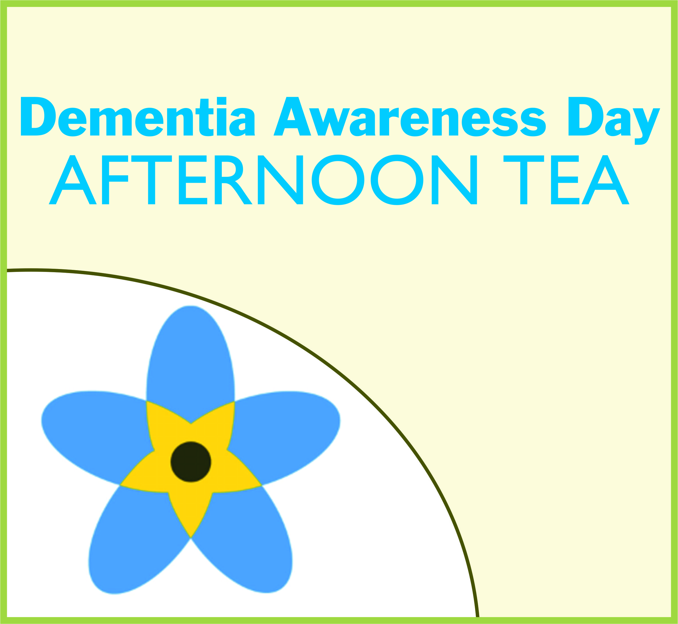Events Template dementia WP