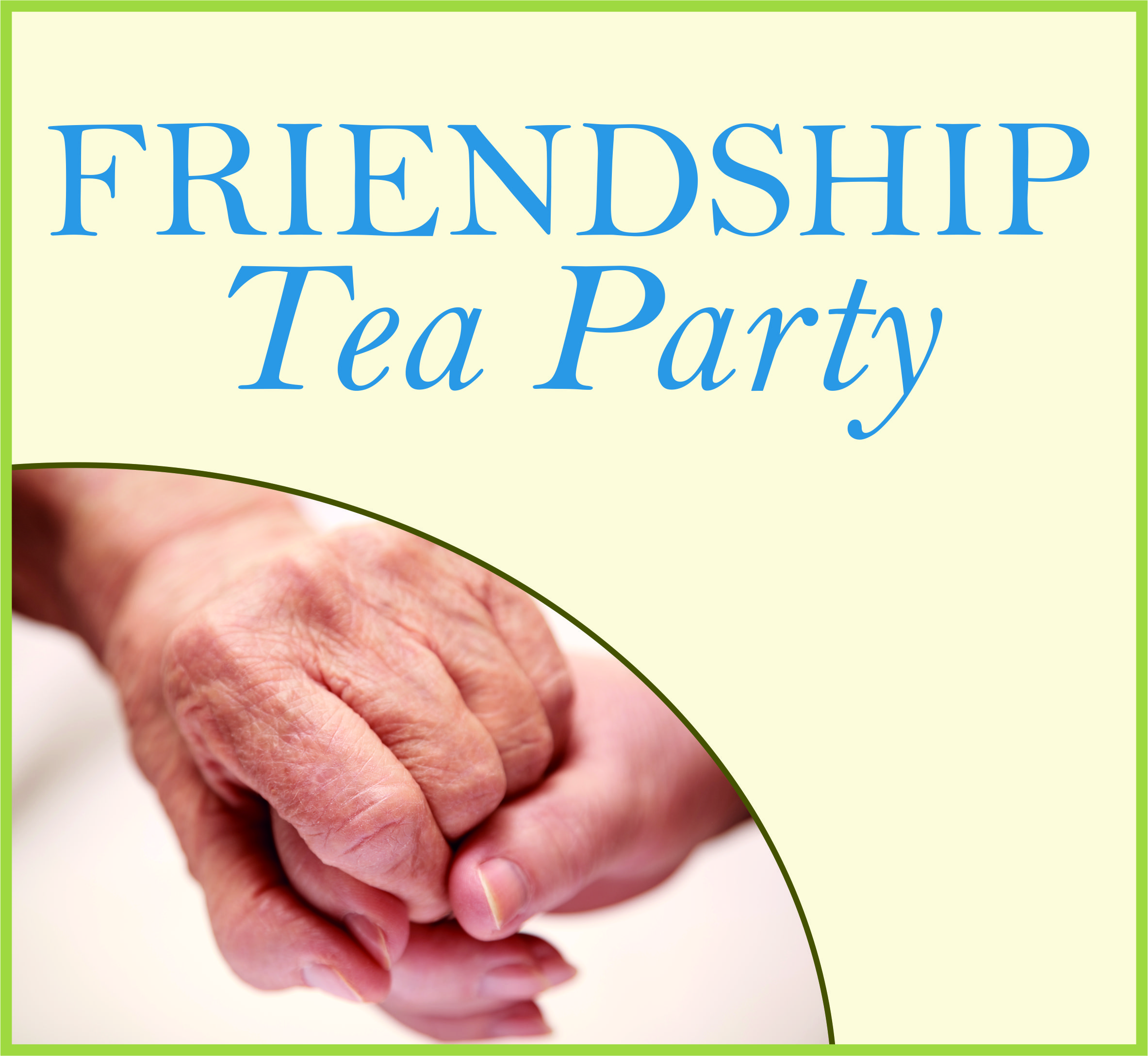 Events Template friendship WP