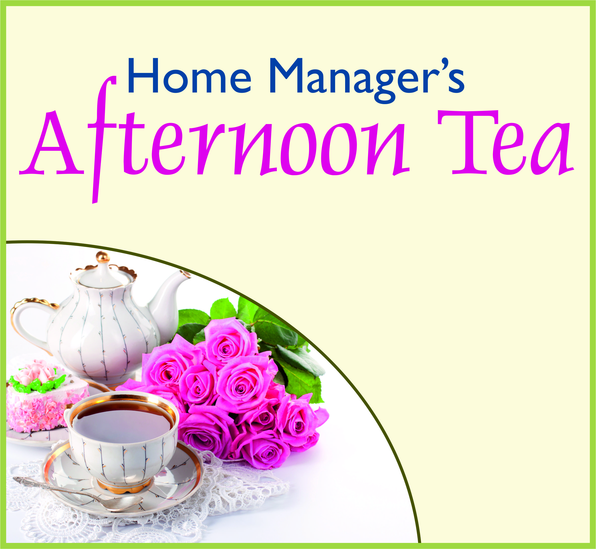 Events Template tea WP