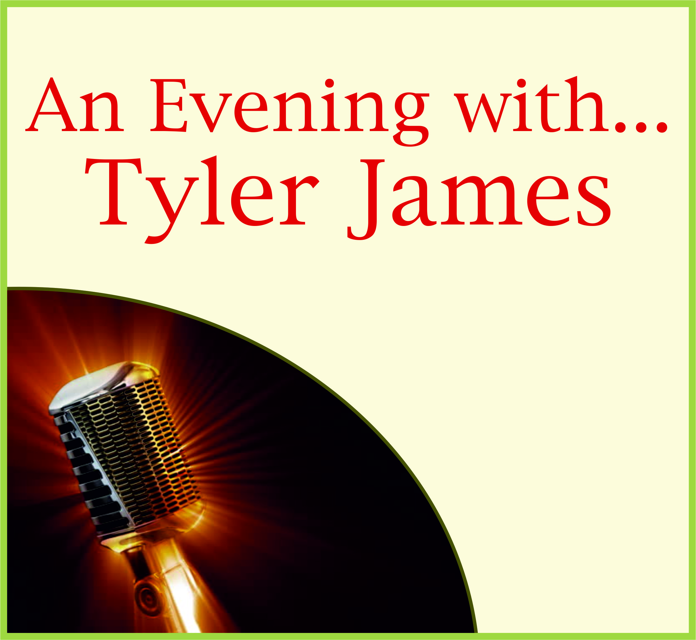 Events Template tyler WP