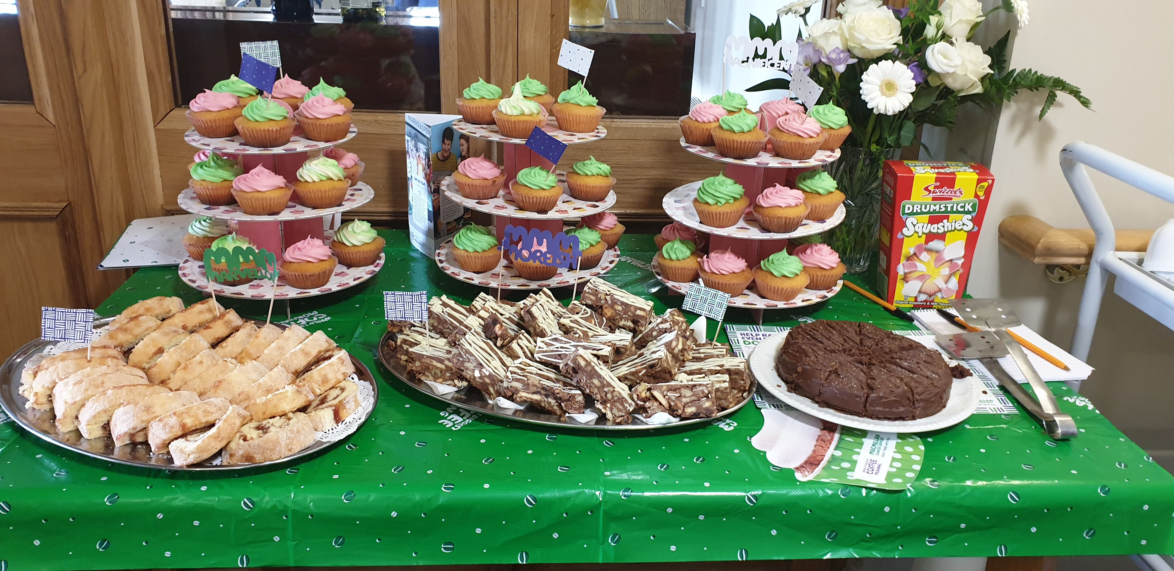 Macmillan Coffee Morning 2019 AV