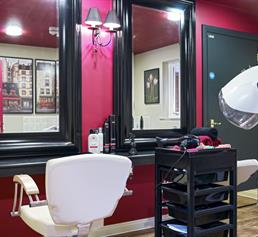 Our hair salon