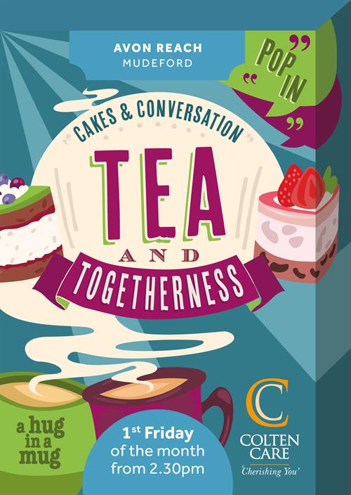 Tea and Togetherness at Avon Reach