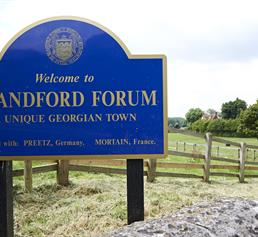 Welcome to Blandford Forum