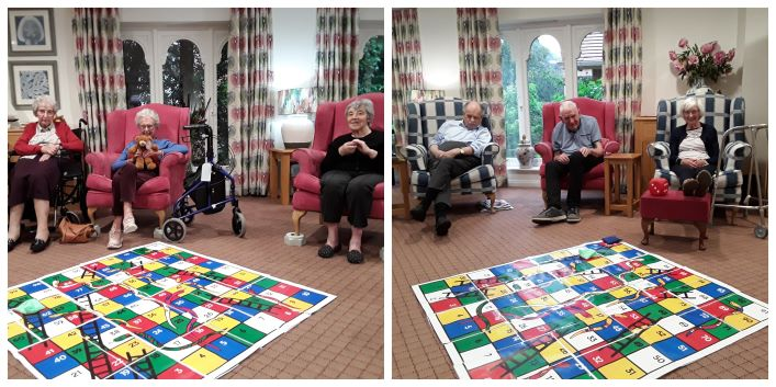 Snakes and Ladder Fun (002)
