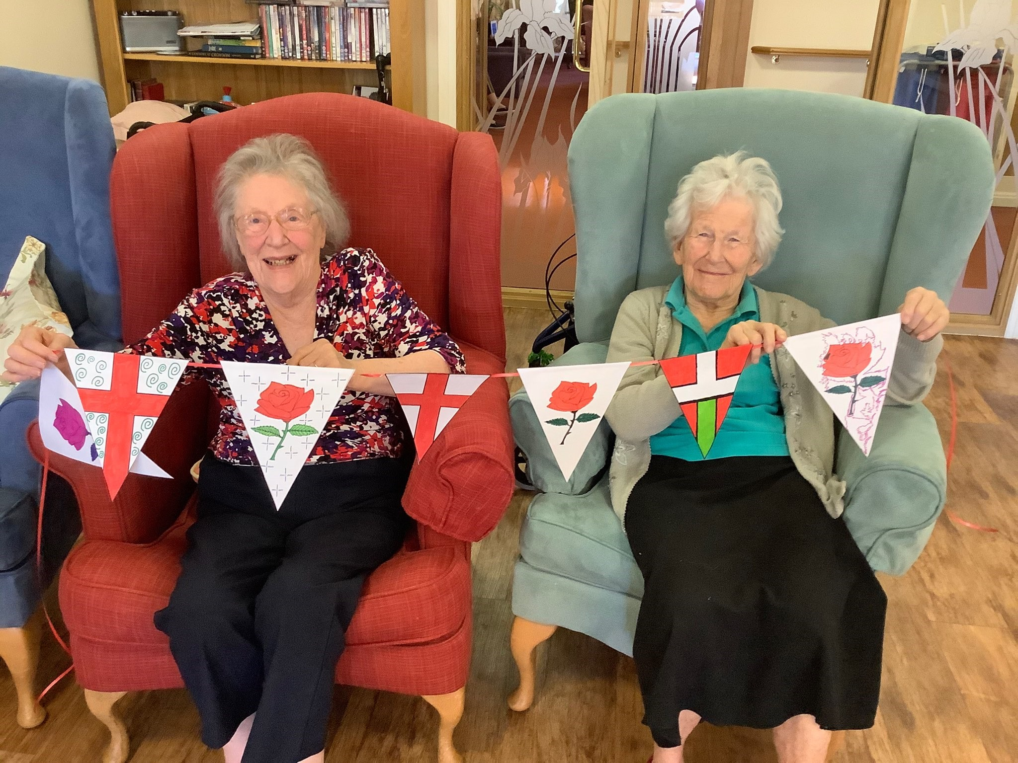 St Georges Day Bunting (002)
